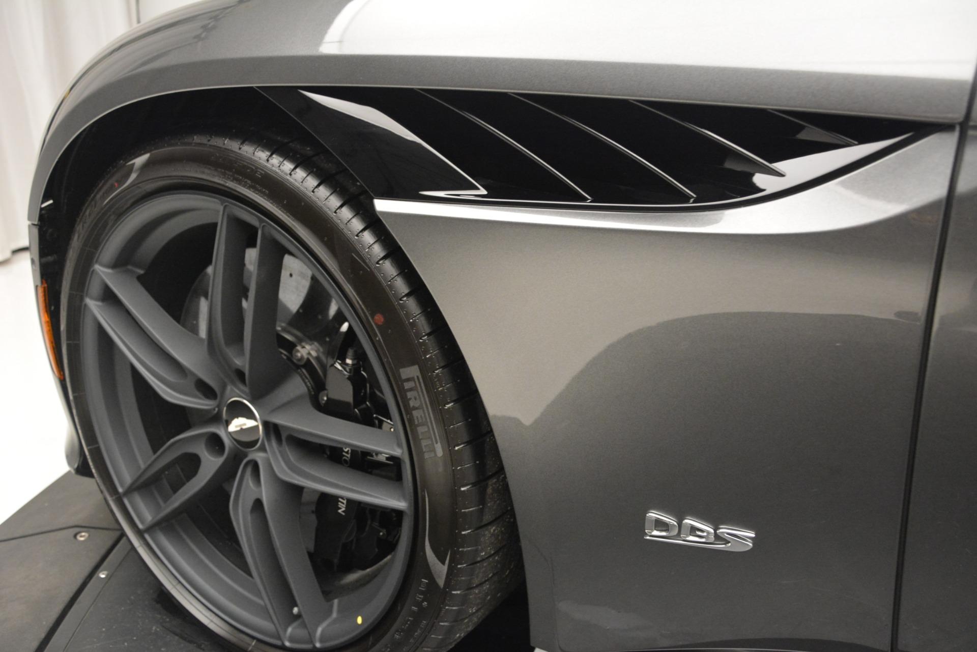 Used 2019 Aston Martin DBS Superleggera For Sale In Greenwich, CT 2917_p13