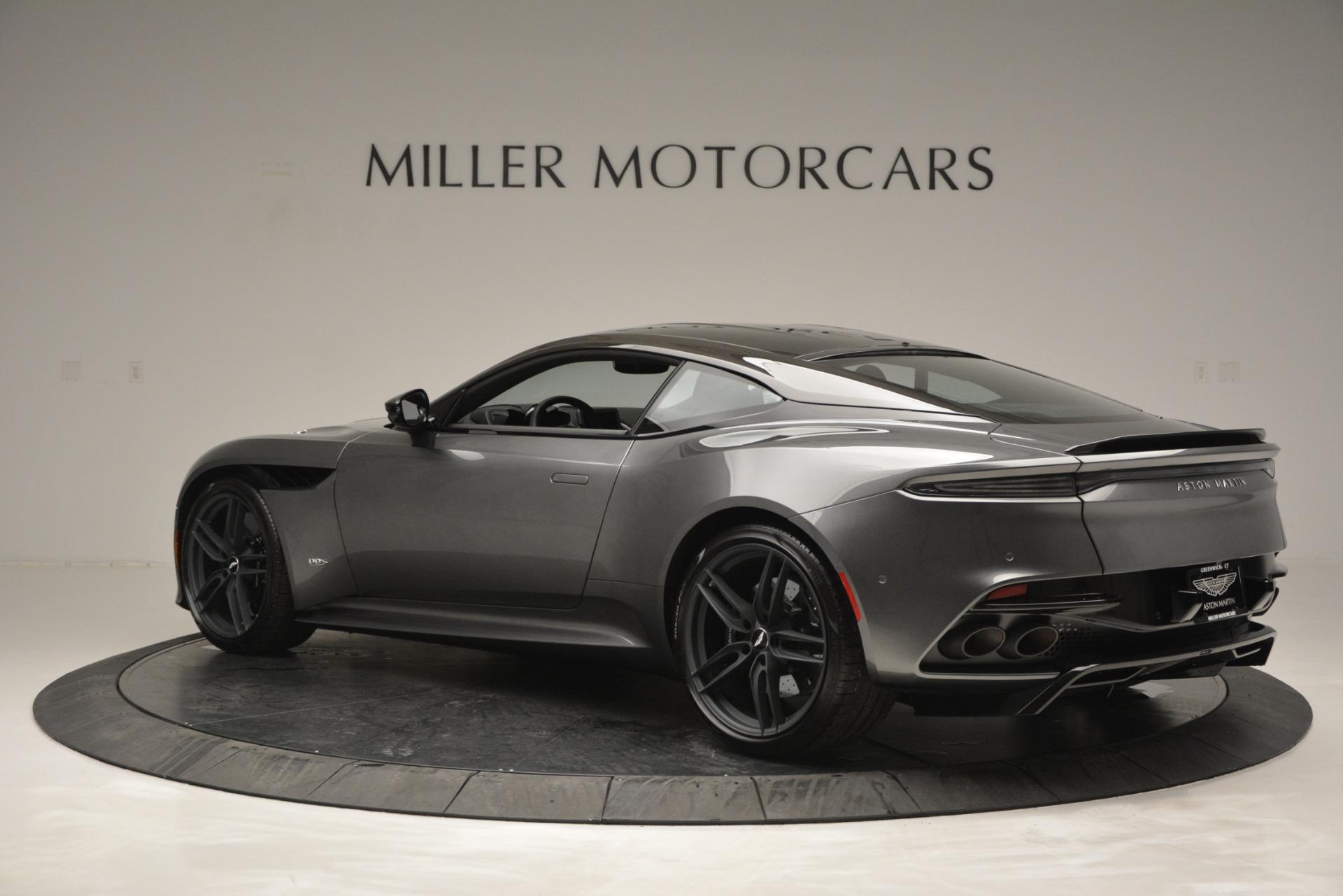 Used 2019 Aston Martin DBS Superleggera For Sale In Greenwich, CT 2917_p4