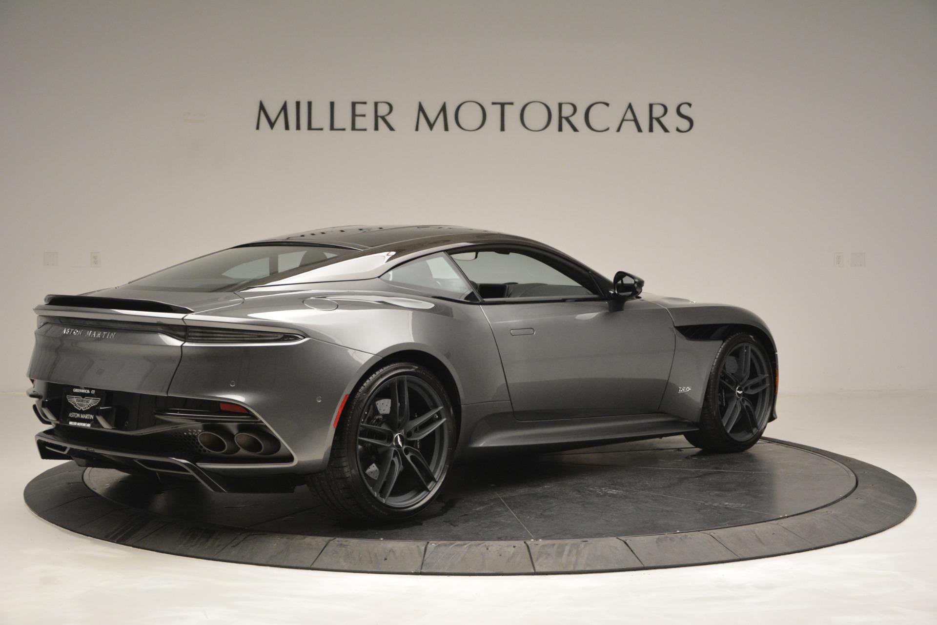 Used 2019 Aston Martin DBS Superleggera For Sale In Greenwich, CT 2917_p8