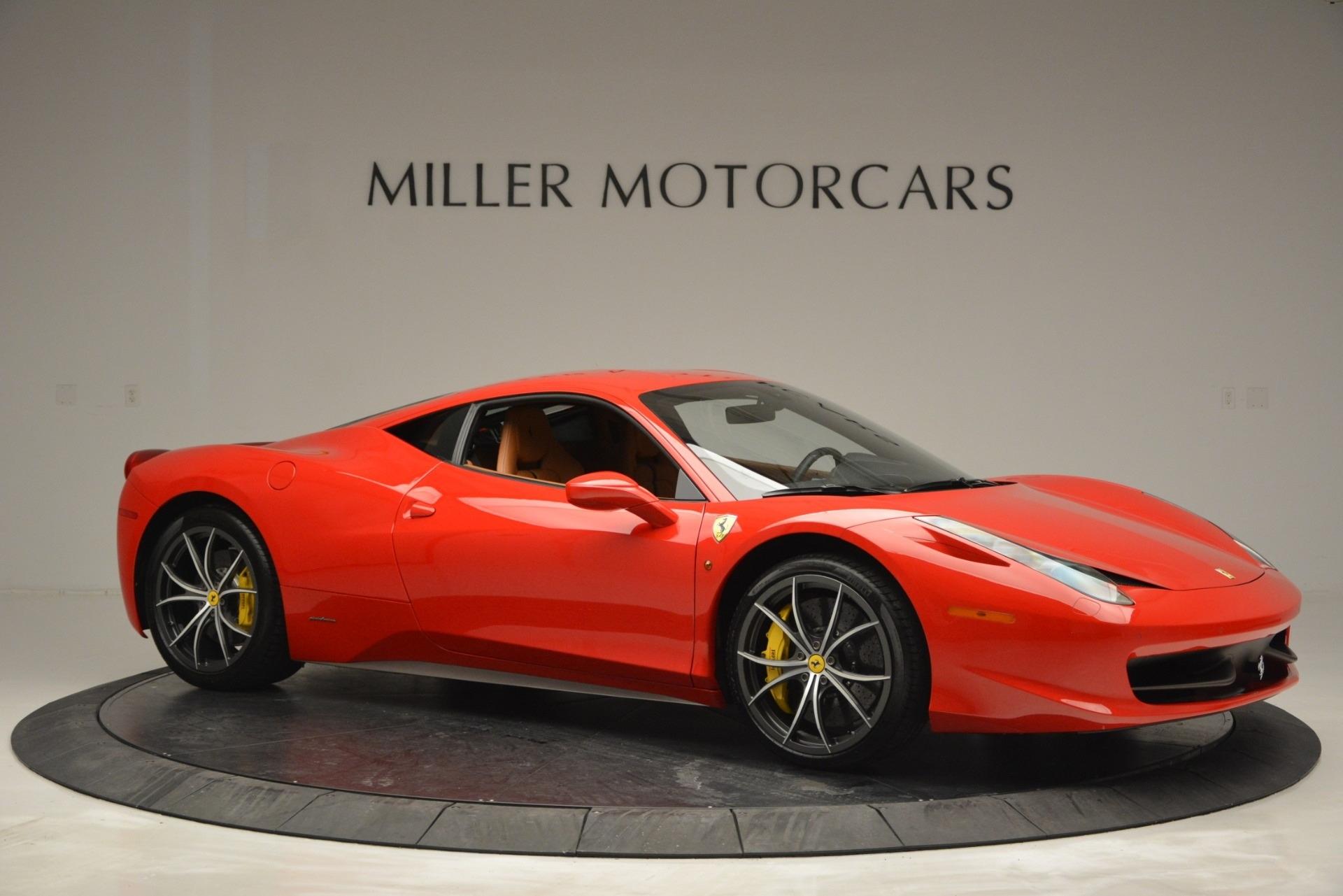 Used 2014 Ferrari 458 Italia  For Sale In Greenwich, CT 2920_p10