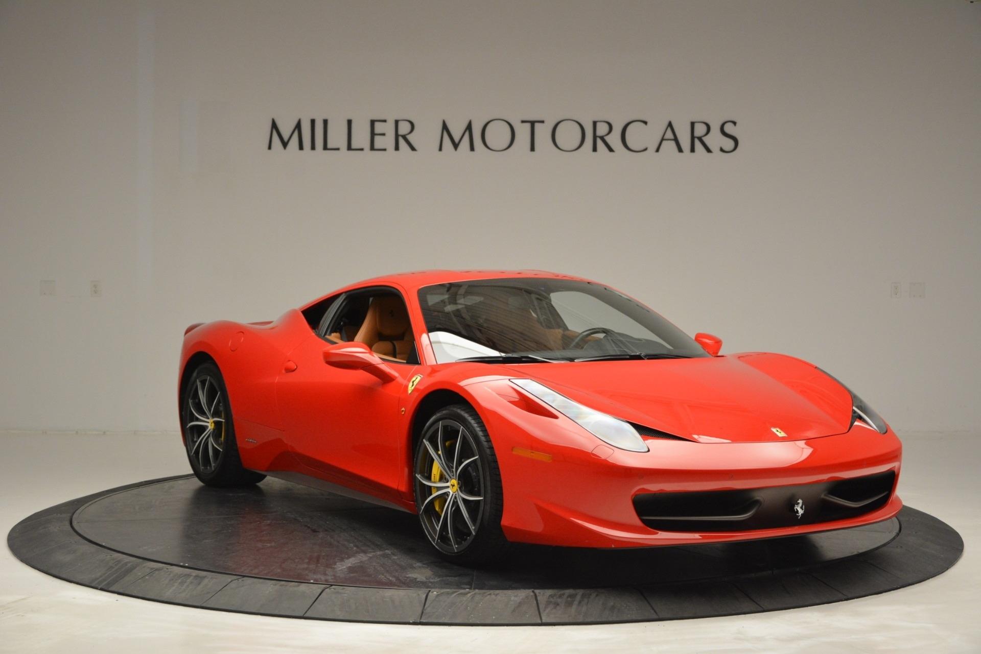 Used 2014 Ferrari 458 Italia  For Sale In Greenwich, CT 2920_p11
