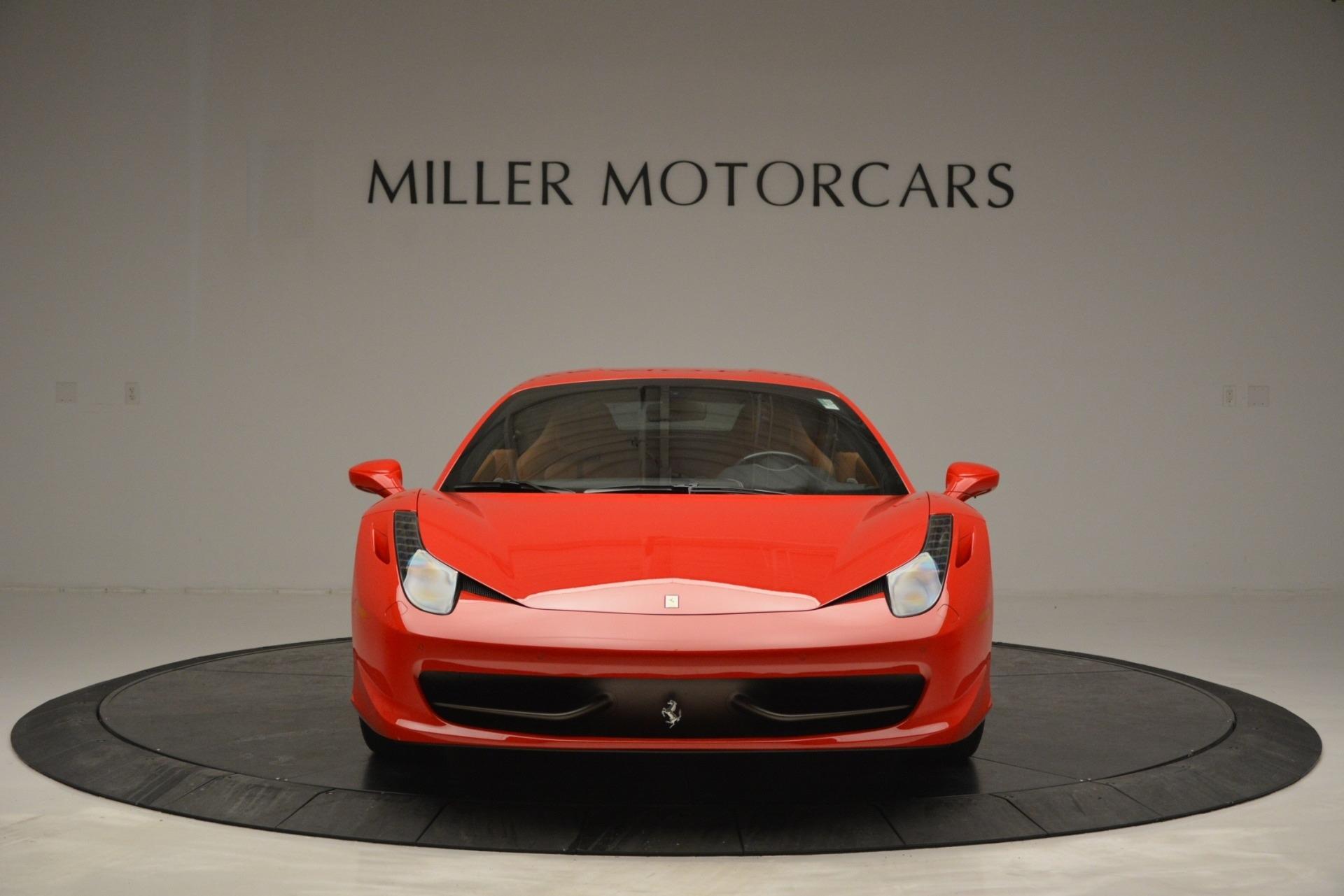 Used 2014 Ferrari 458 Italia  For Sale In Greenwich, CT 2920_p12