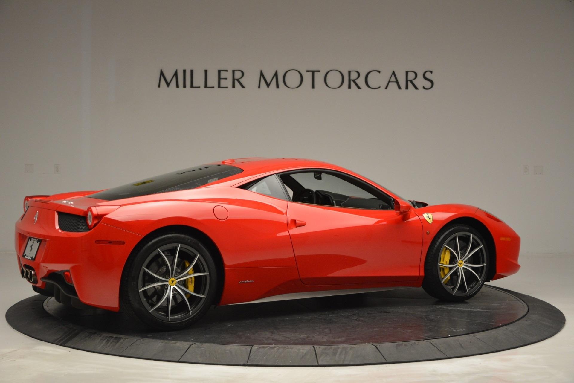 Used 2014 Ferrari 458 Italia  For Sale In Greenwich, CT 2920_p8