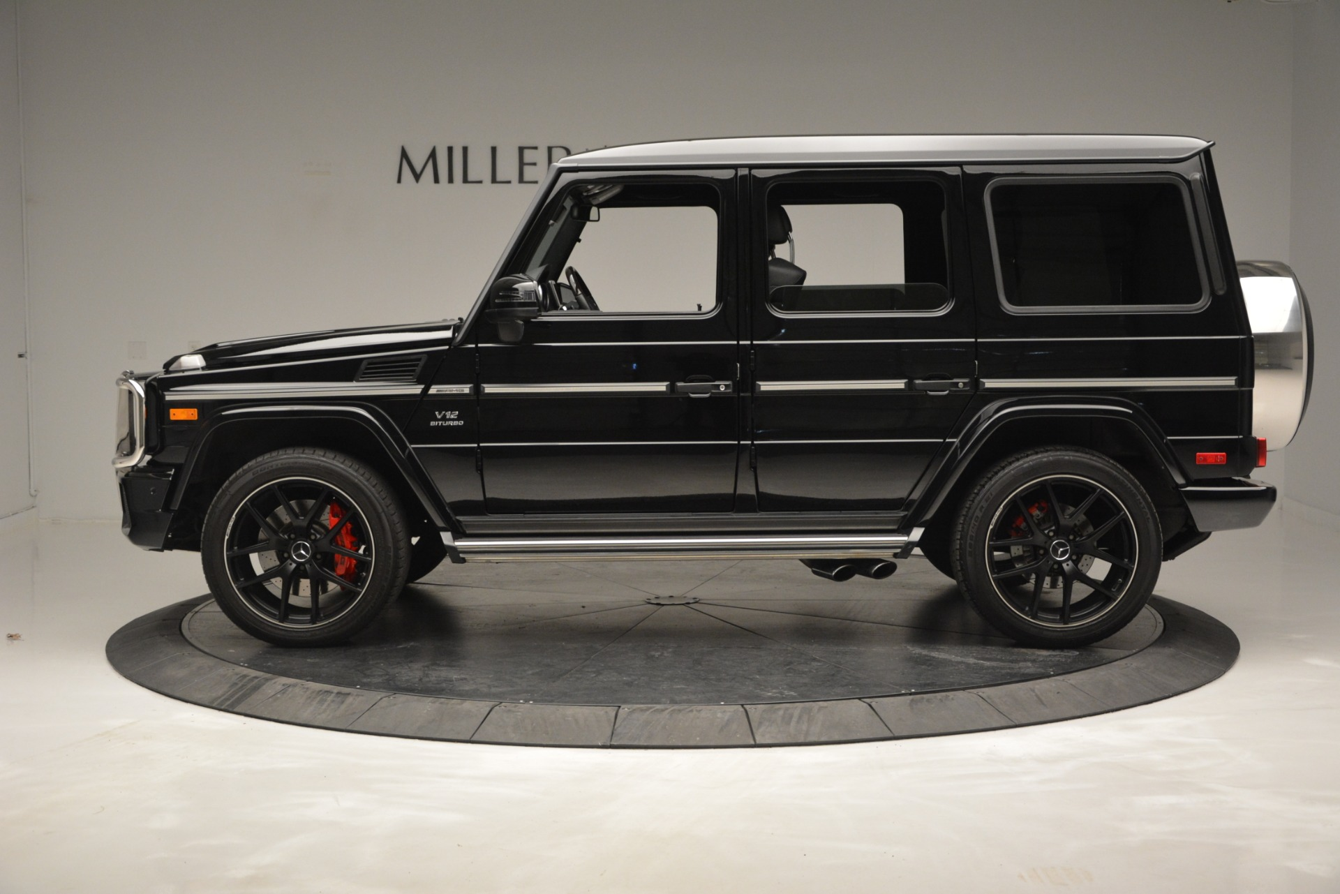 Used 2016 Mercedes-Benz G-Class AMG G 65 For Sale In Greenwich, CT 2922_p3