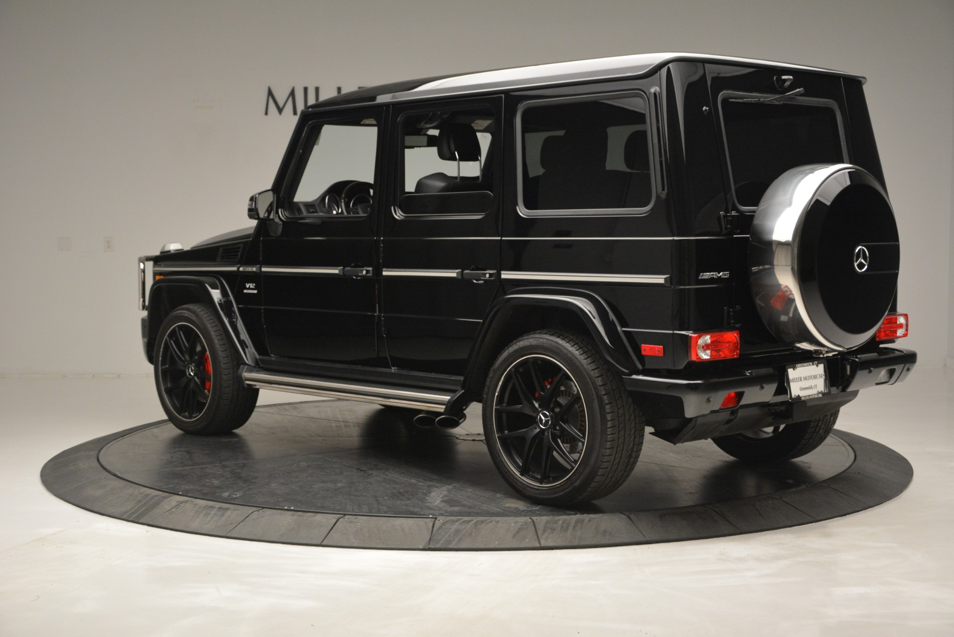 Used 2016 Mercedes-Benz G-Class AMG G 65 For Sale In Greenwich, CT 2922_p4