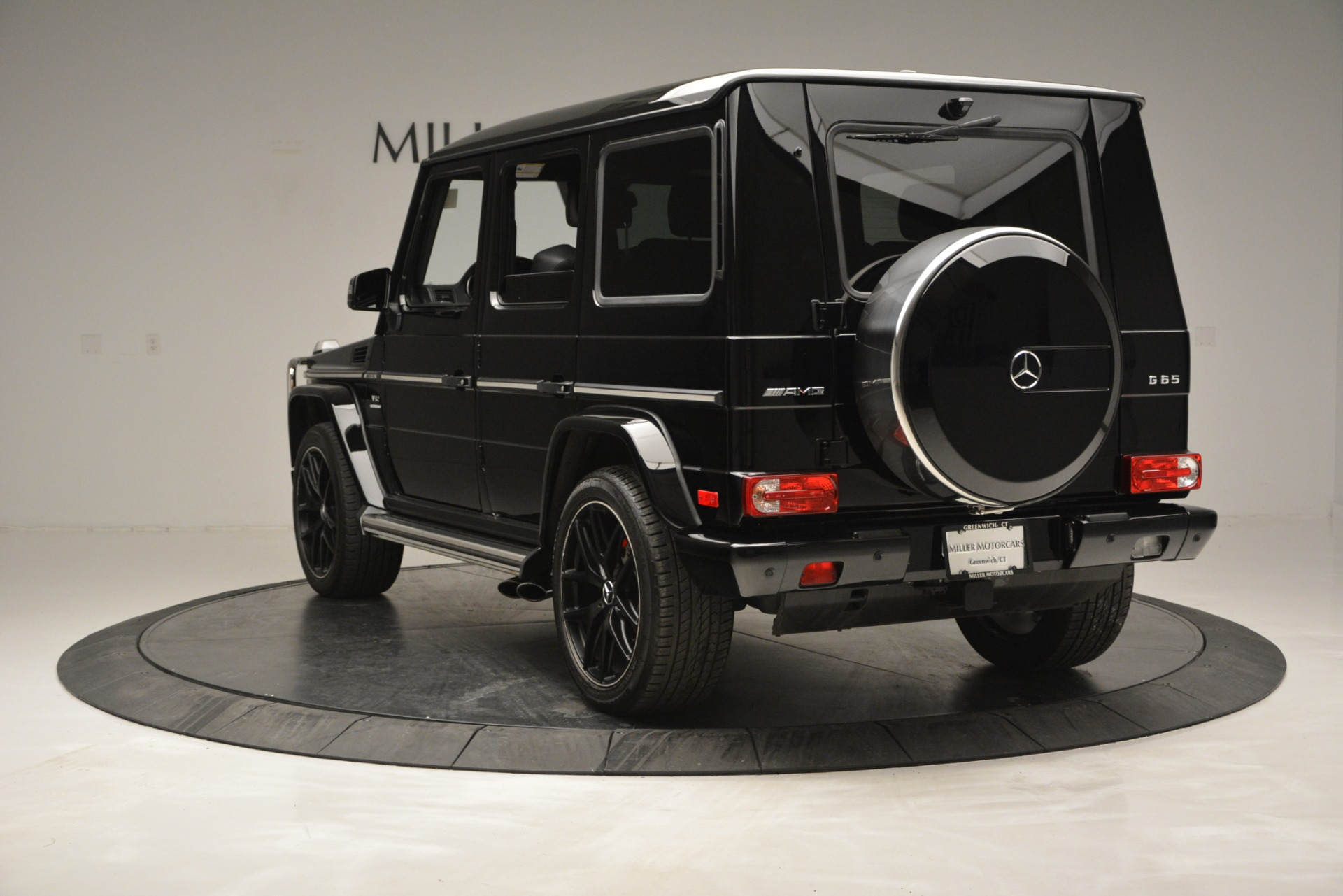 Used 2016 Mercedes-Benz G-Class AMG G 65 For Sale In Greenwich, CT 2922_p5