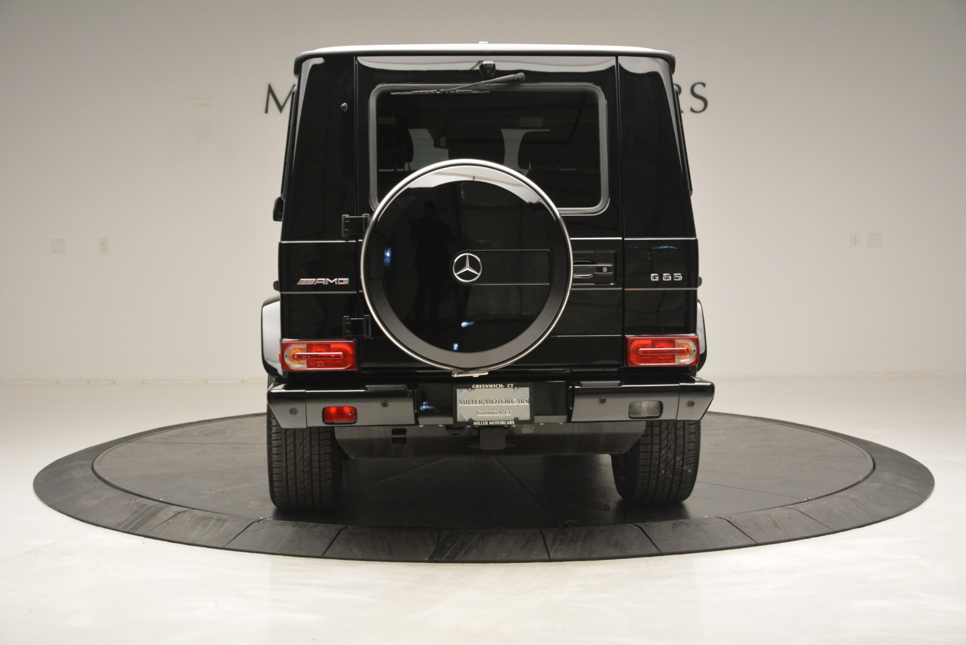 Used 2016 Mercedes-Benz G-Class AMG G 65 For Sale In Greenwich, CT 2922_p6