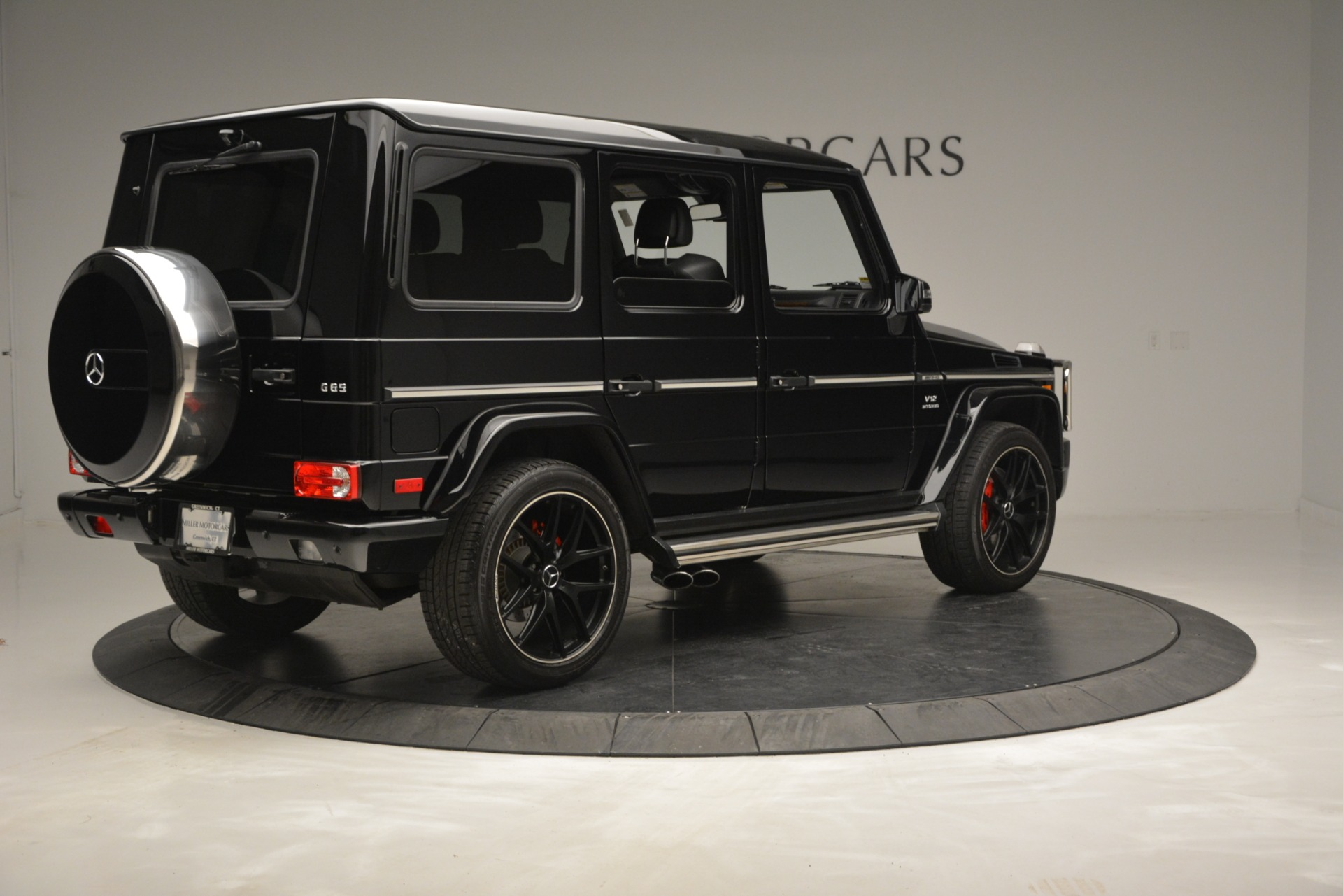 Used 2016 Mercedes-Benz G-Class AMG G 65 For Sale In Greenwich, CT 2922_p8