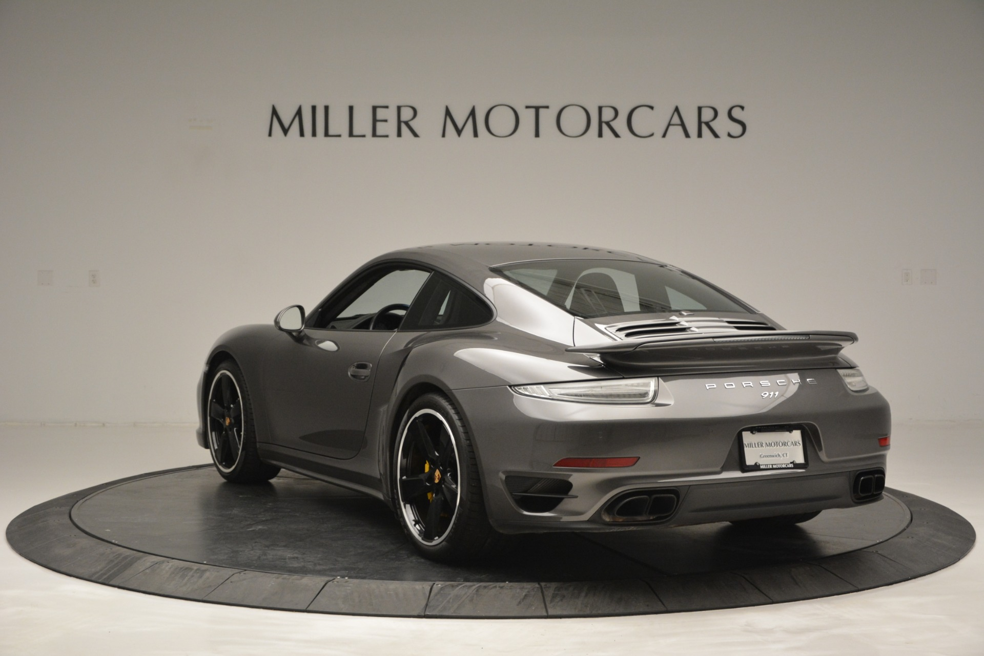 Used 2015 Porsche 911 Turbo S For Sale In Greenwich, CT 2923_p5