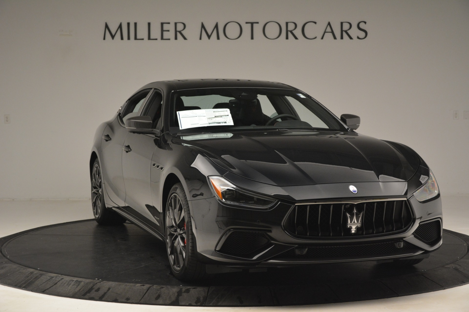 New 2019 Maserati Ghibli S Q4 GranSport For Sale In Greenwich, CT 2924_p11