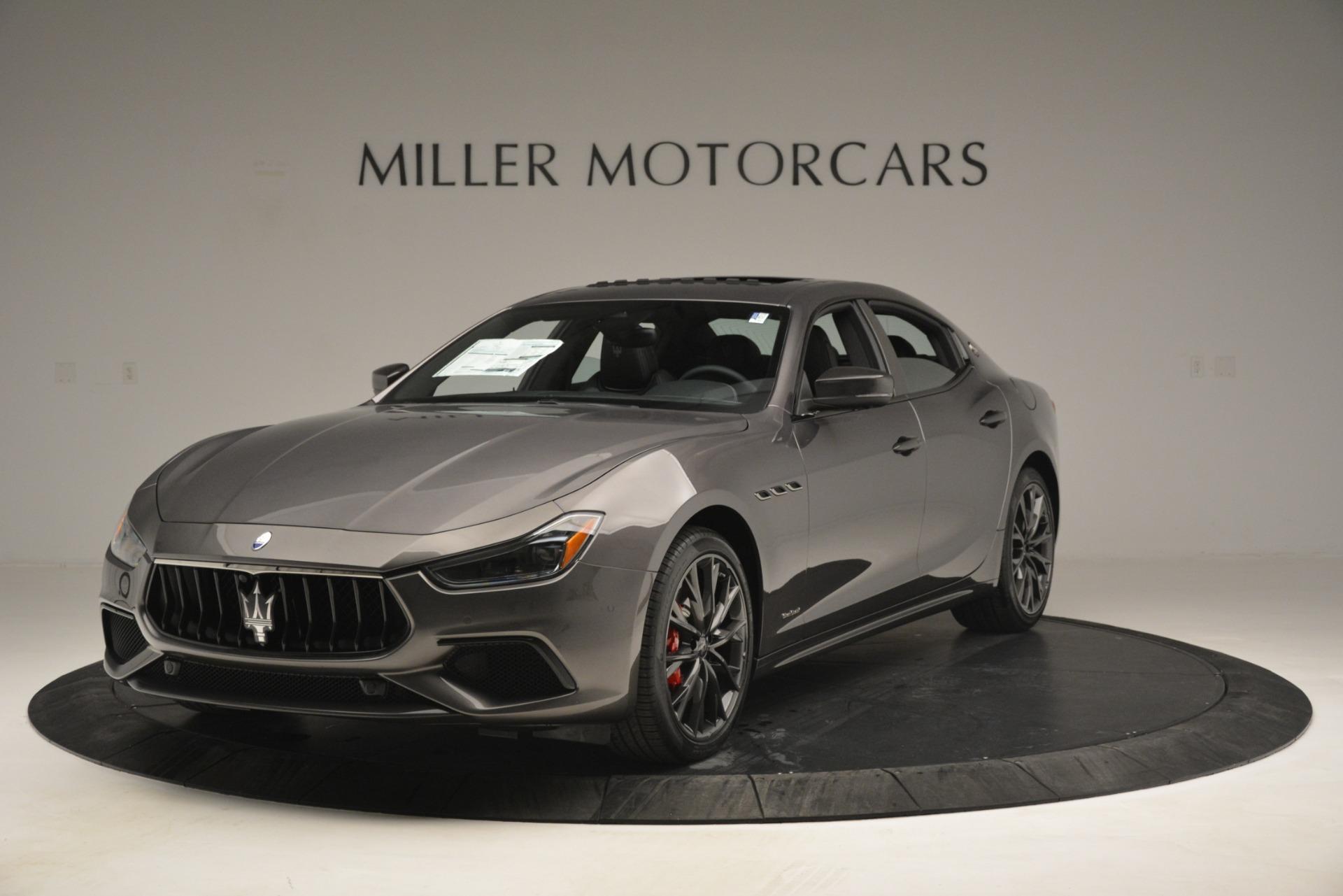 New 2019 Maserati Ghibli S Q4 GranSport For Sale In Greenwich, CT 2925_main