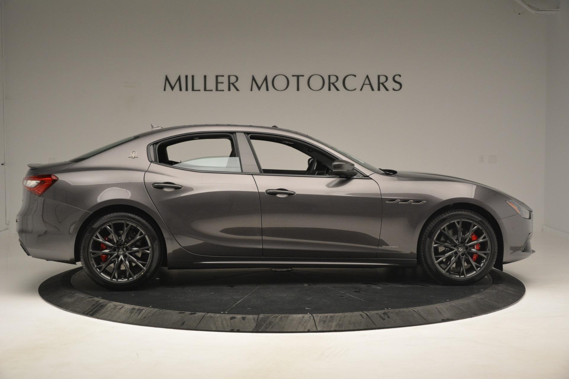 New 2019 Maserati Ghibli S Q4 GranSport For Sale In Greenwich, CT 2925_p10