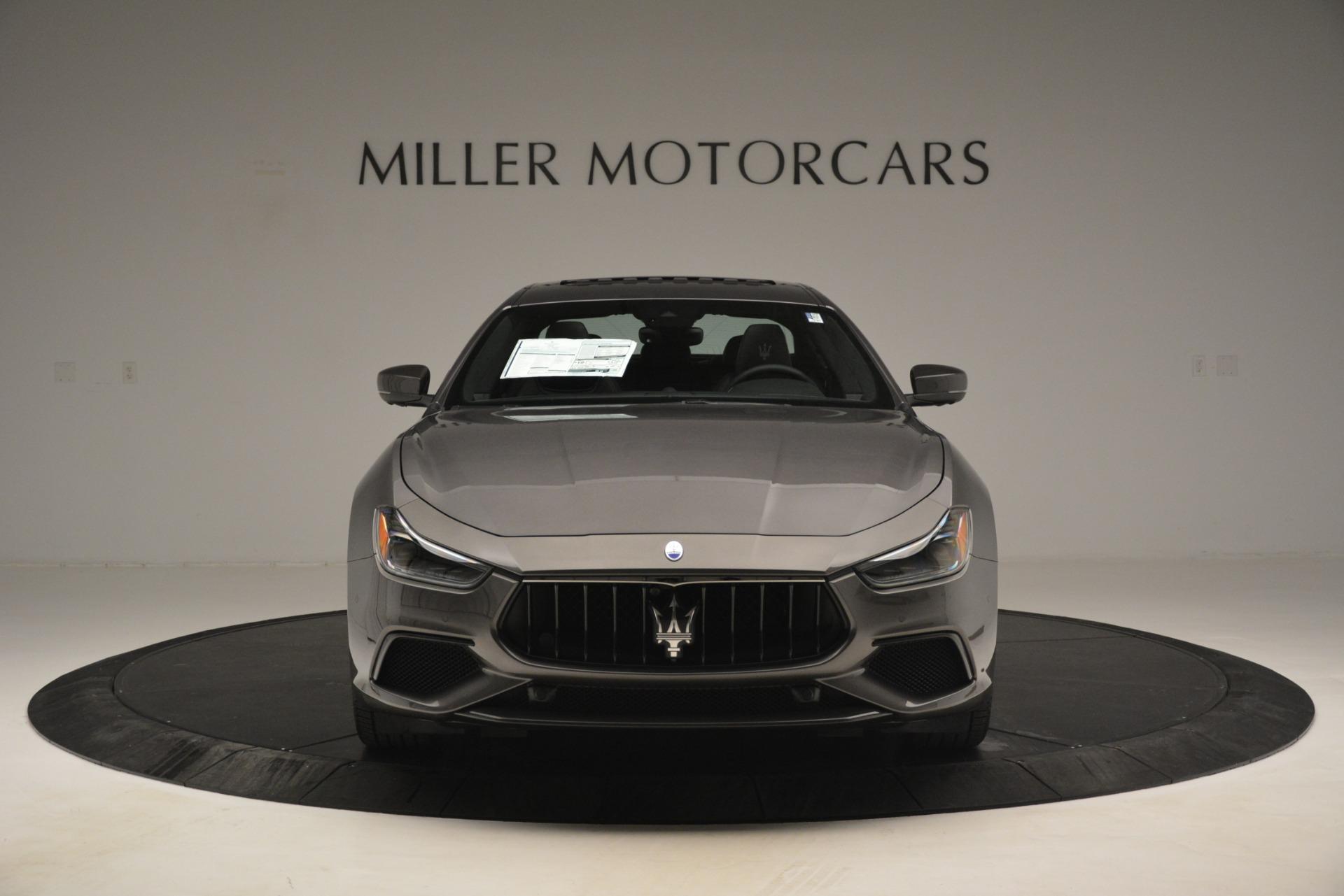 New 2019 Maserati Ghibli S Q4 GranSport For Sale In Greenwich, CT 2925_p13