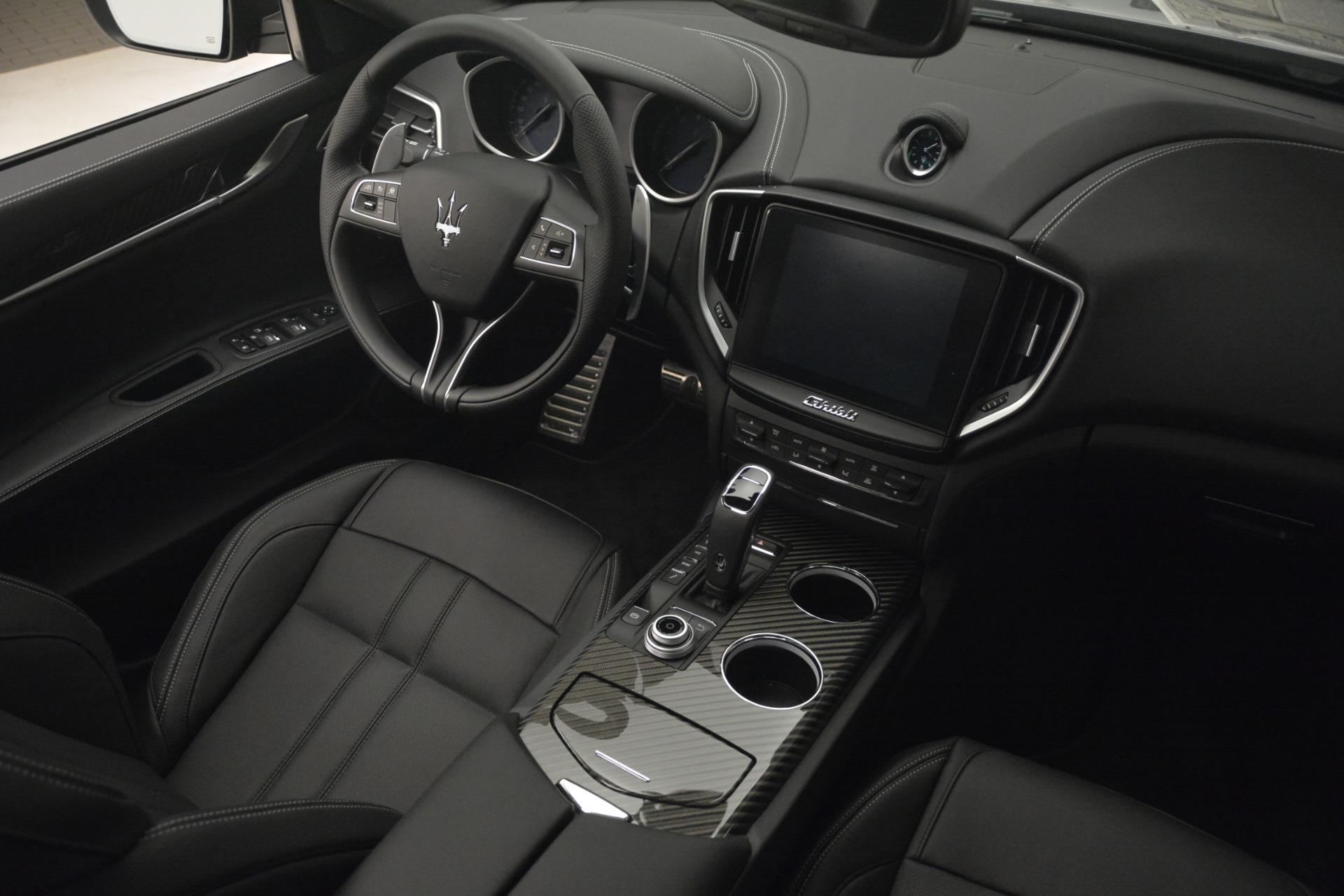 New 2019 Maserati Ghibli S Q4 GranSport For Sale In Greenwich, CT 2925_p16