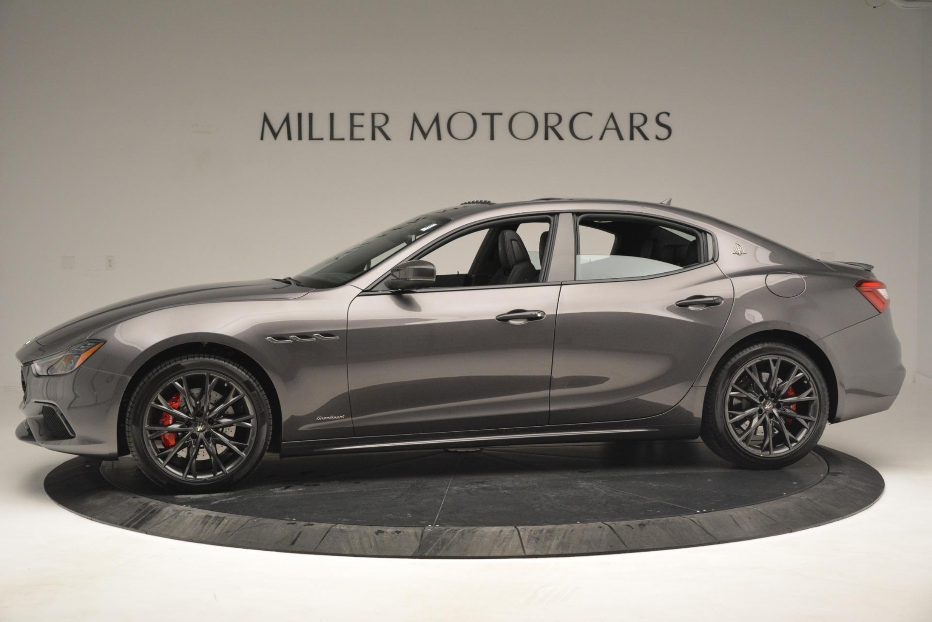 New 2019 Maserati Ghibli S Q4 GranSport For Sale In Greenwich, CT 2925_p3