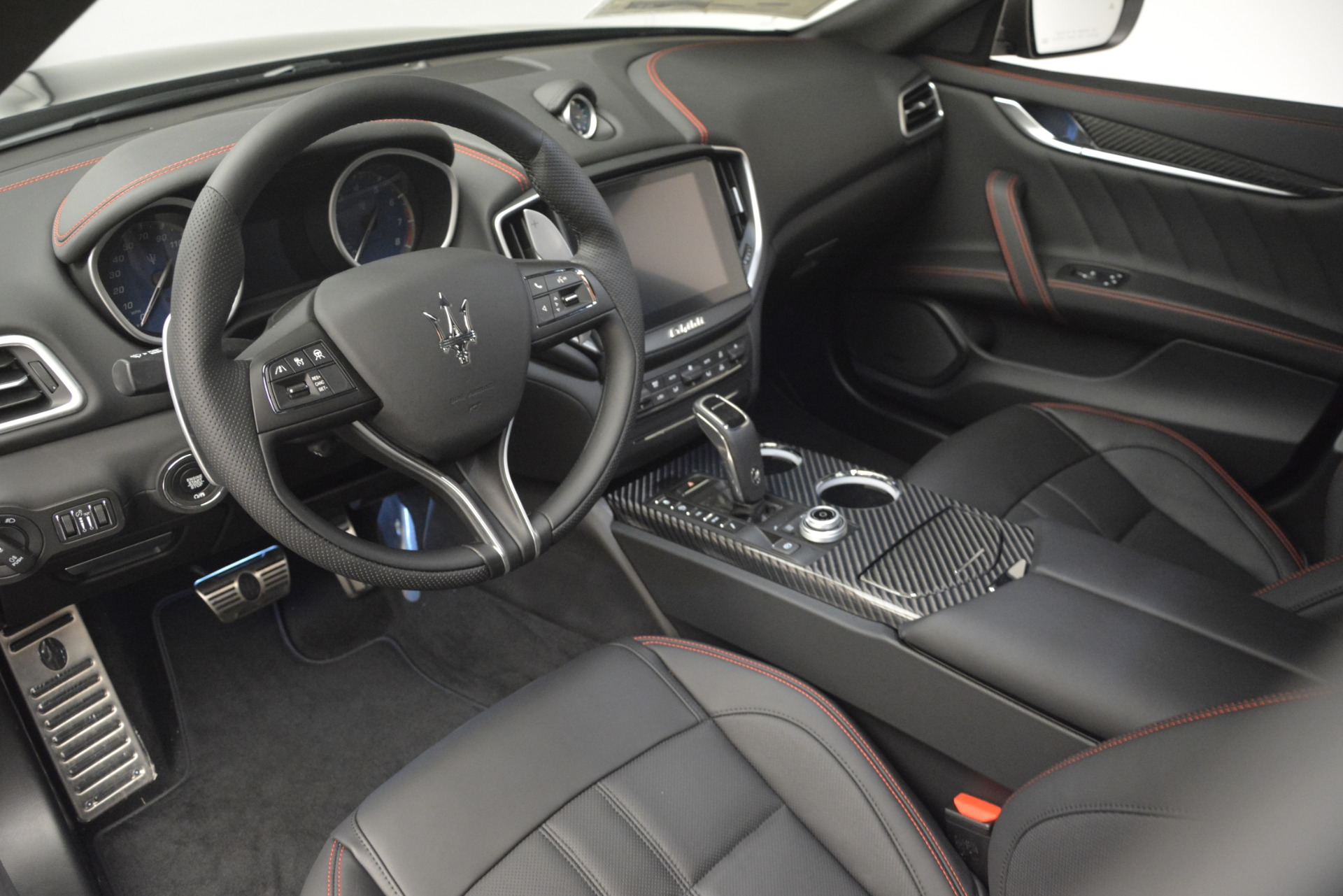 New 2019 Maserati Ghibli S Q4 GranSport For Sale In Greenwich, CT 2926_p17