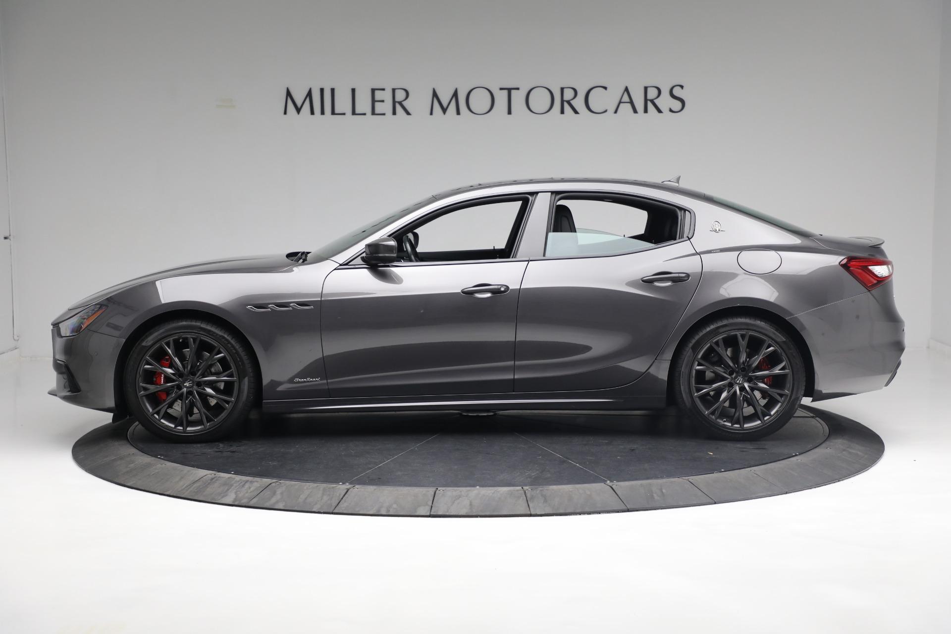 New 2019 Maserati Ghibli S Q4 GranSport For Sale In Greenwich, CT 2927_p3