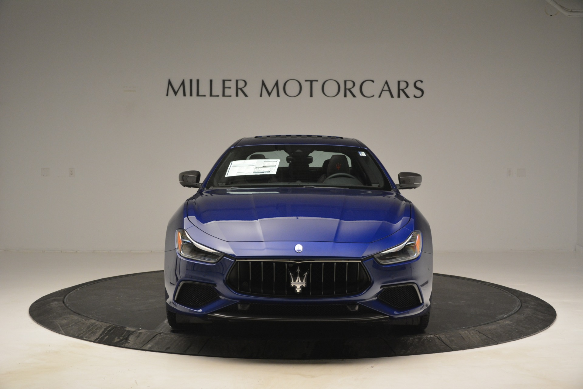 New 2019 Maserati Ghibli S Q4 GranSport For Sale In Greenwich, CT 2928_p12