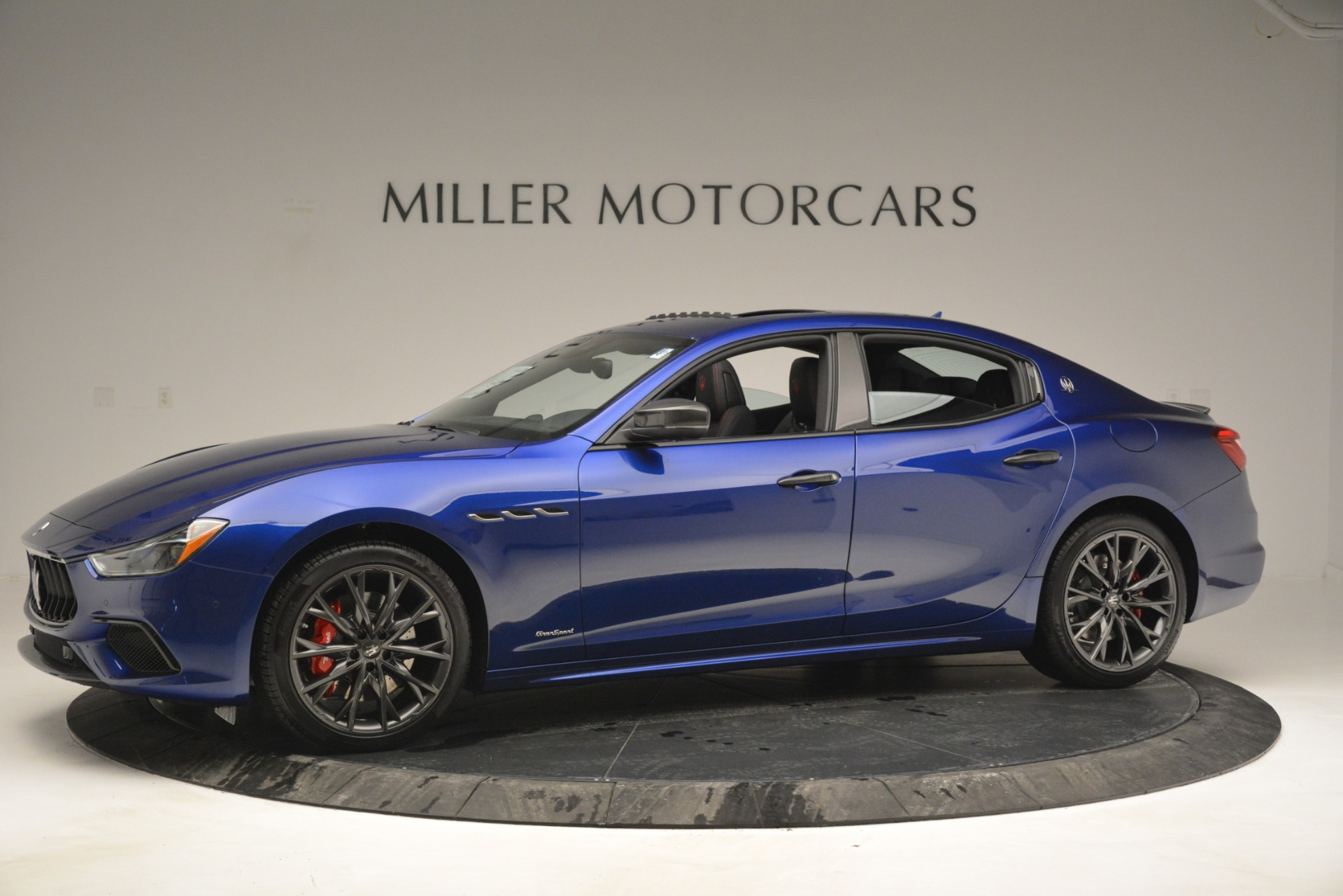 New 2019 Maserati Ghibli S Q4 GranSport For Sale In Greenwich, CT 2928_p2