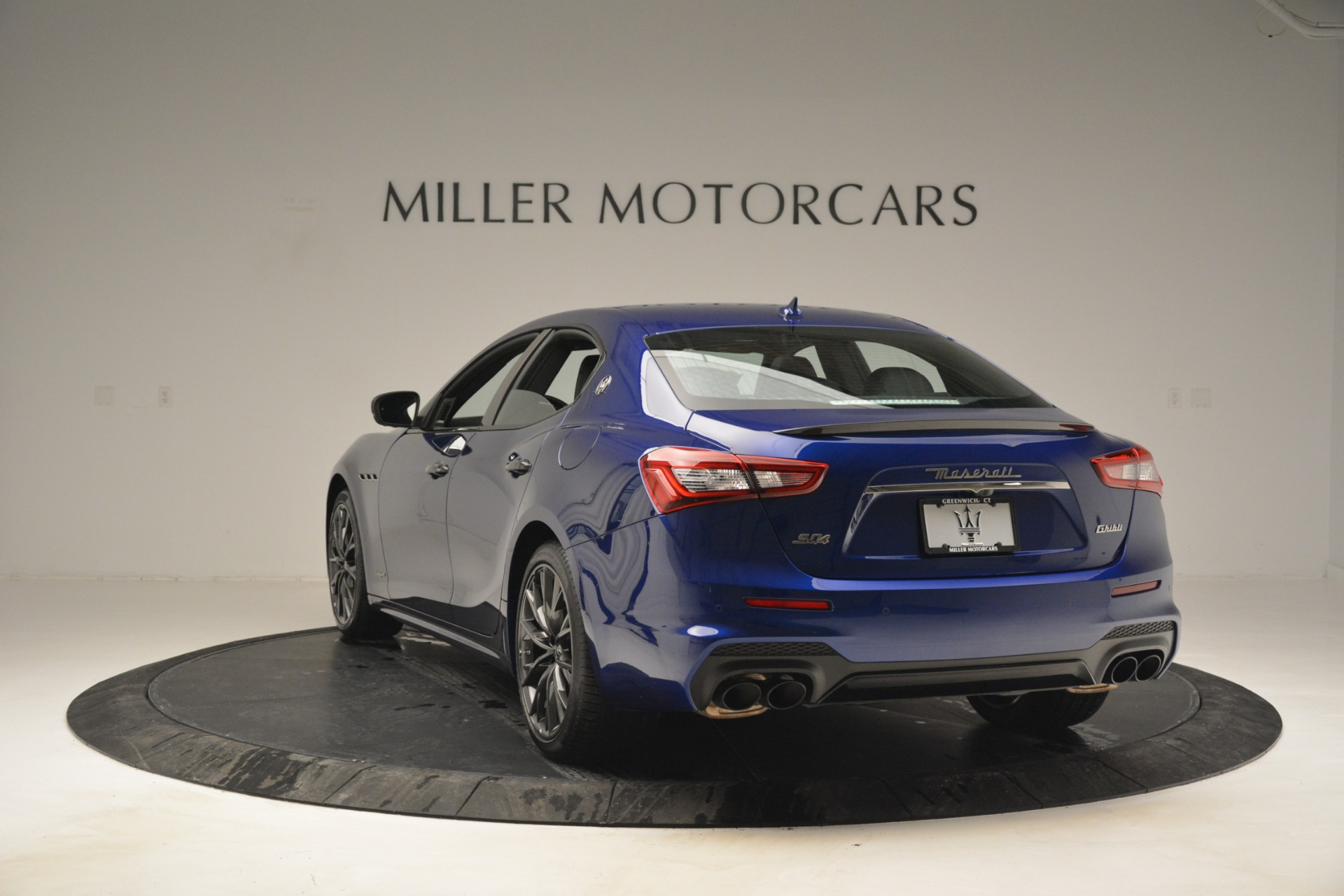 New 2019 Maserati Ghibli S Q4 GranSport For Sale In Greenwich, CT 2928_p5