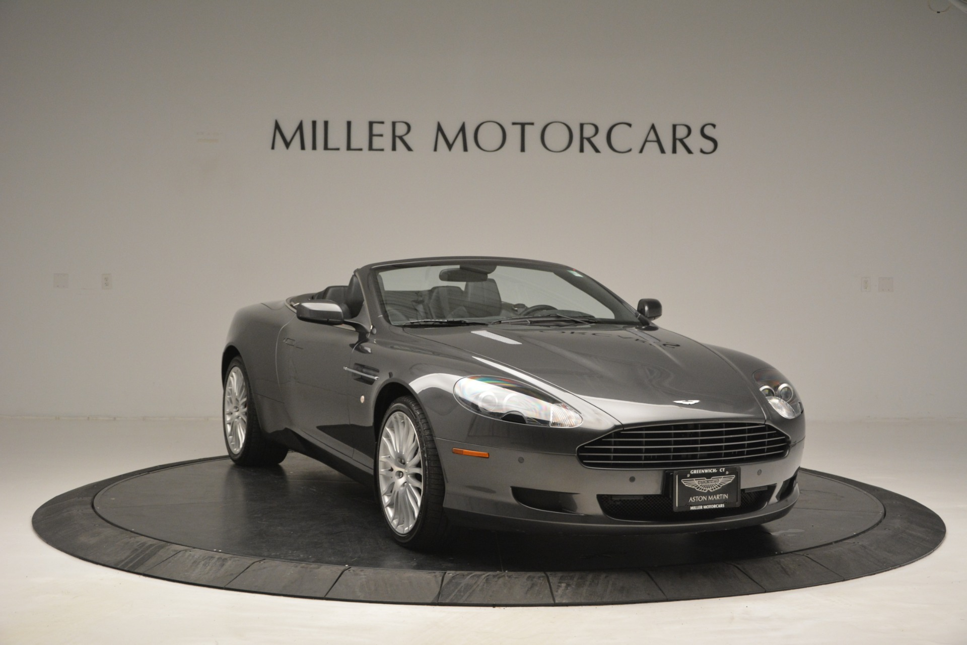 Used 2009 Aston Martin DB9 Convertible For Sale In Greenwich, CT 2930_p11