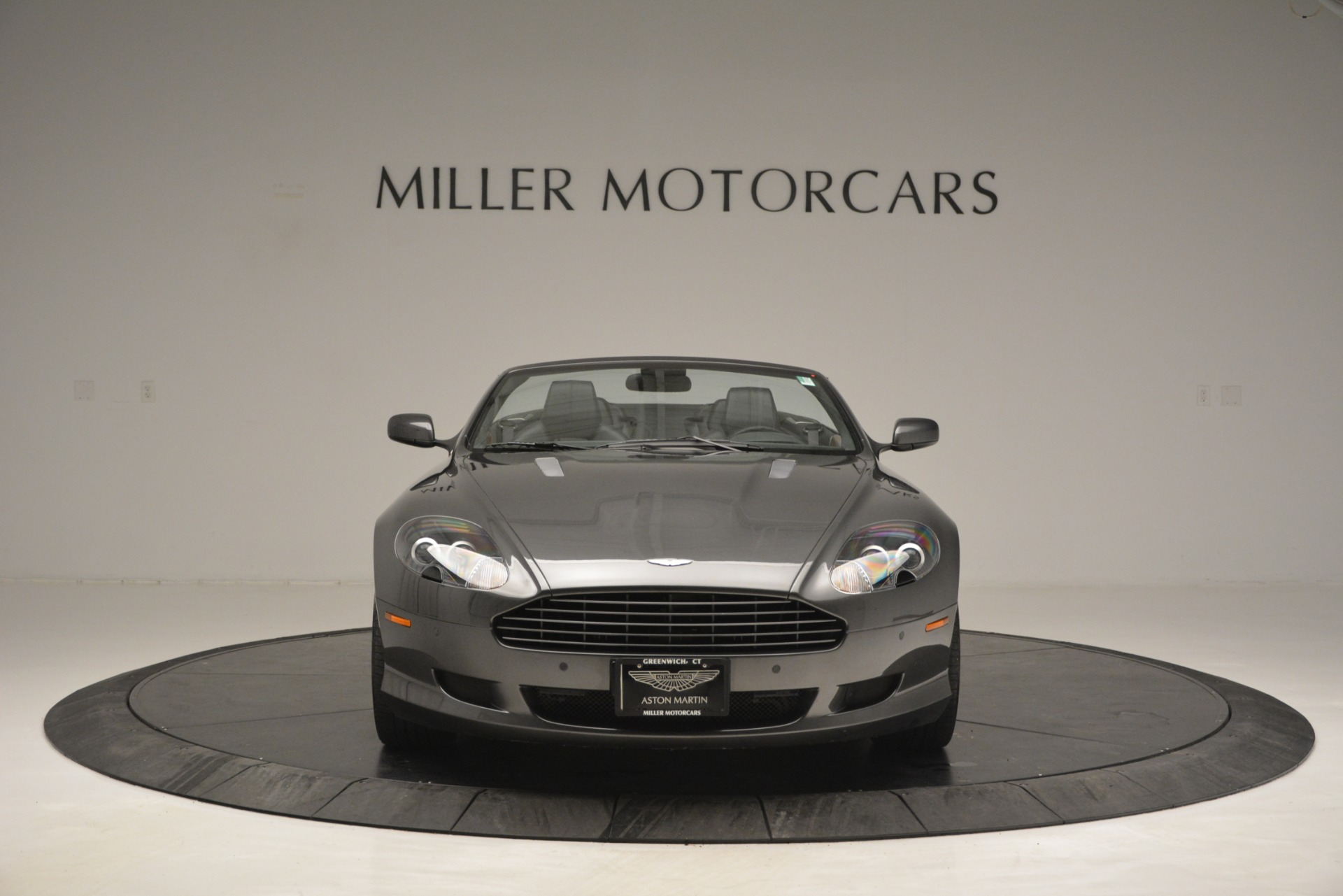 Used 2009 Aston Martin DB9 Convertible For Sale In Greenwich, CT 2930_p12