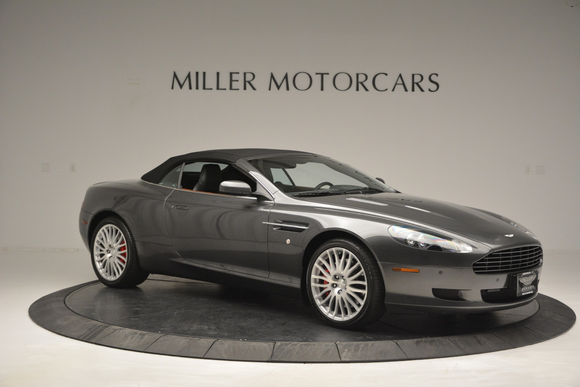 Used 2009 Aston Martin DB9 Convertible For Sale In Greenwich, CT 2930_p14