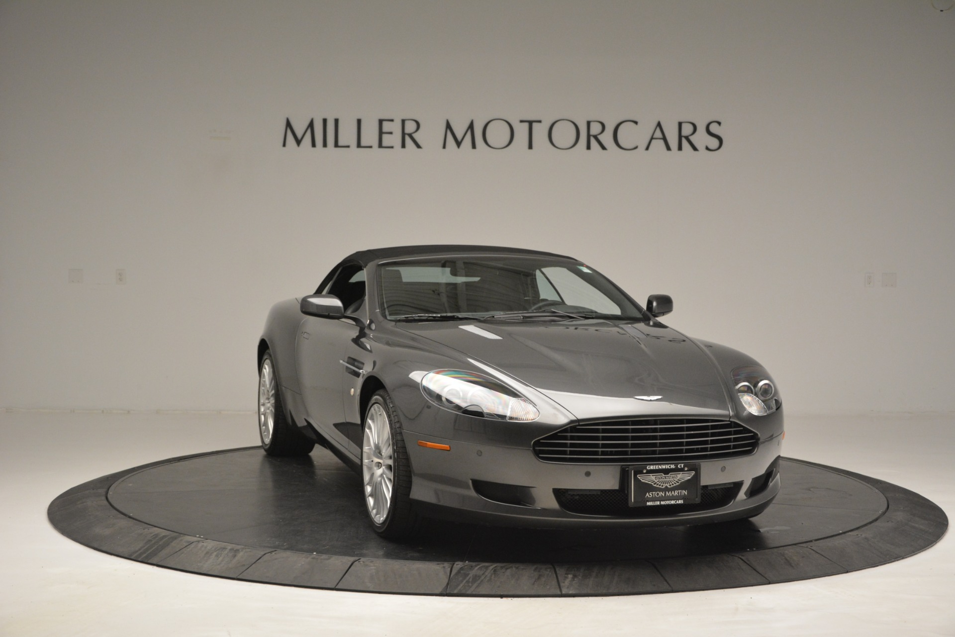 Used 2009 Aston Martin DB9 Convertible For Sale In Greenwich, CT 2930_p15