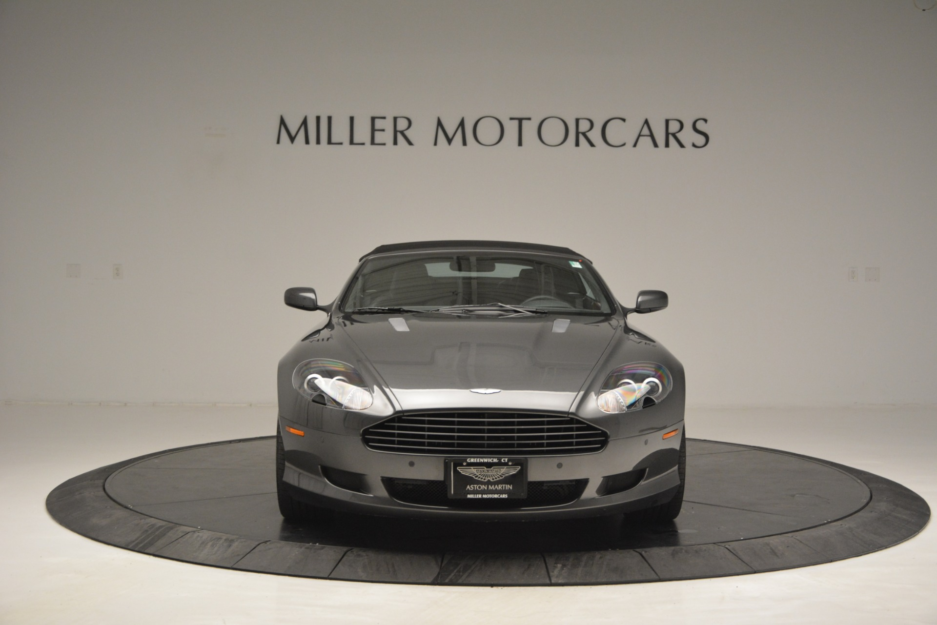 Used 2009 Aston Martin DB9 Convertible For Sale In Greenwich, CT 2930_p16