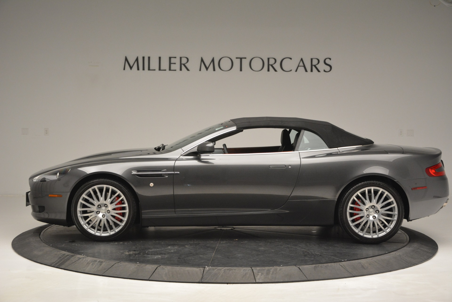 Used 2009 Aston Martin DB9 Convertible For Sale In Greenwich, CT 2930_p19