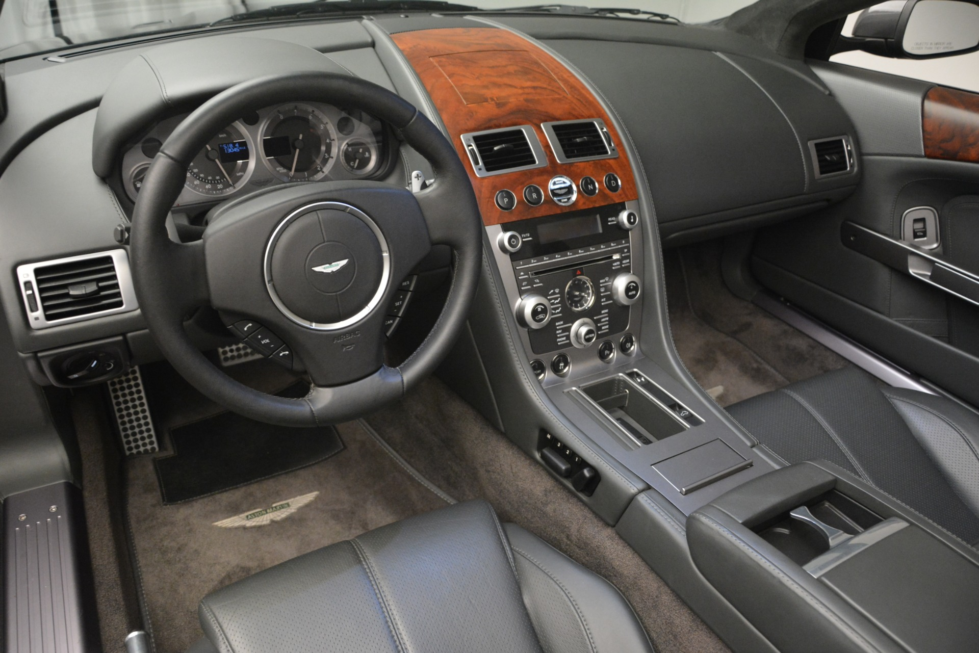 Used 2009 Aston Martin DB9 Convertible For Sale In Greenwich, CT 2930_p21
