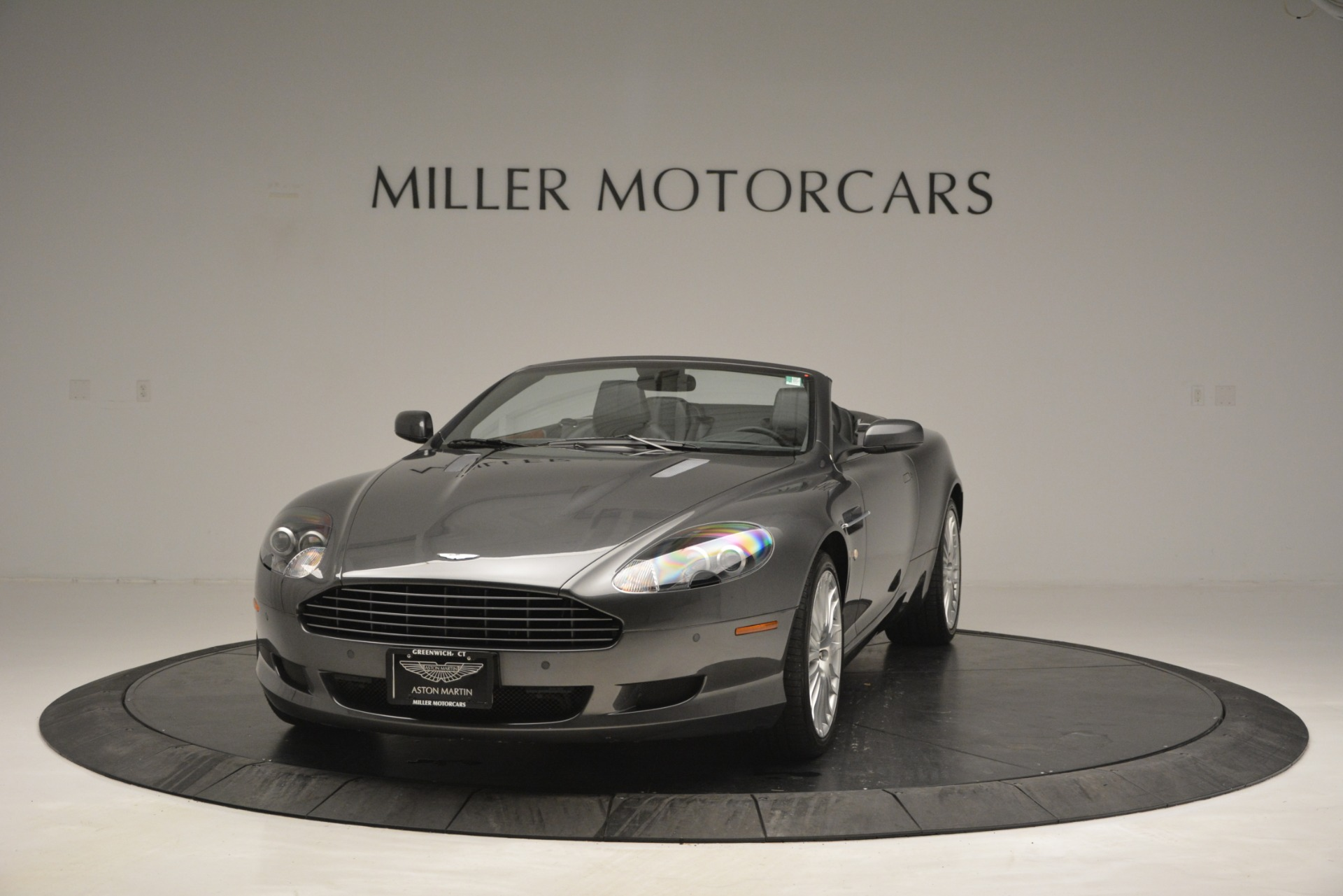 Used 2009 Aston Martin DB9 Convertible For Sale In Greenwich, CT 2930_p2