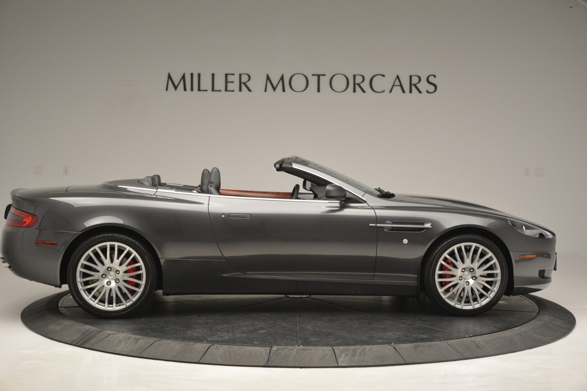Used 2009 Aston Martin DB9 Convertible For Sale In Greenwich, CT 2930_p9