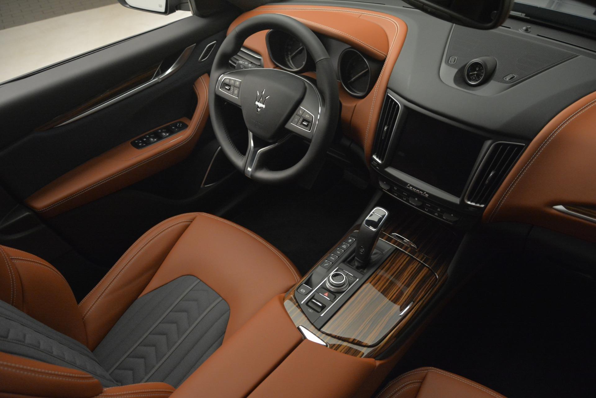 New 2019 Maserati Levante Q4 GranLusso For Sale In Greenwich, CT 2933_p17
