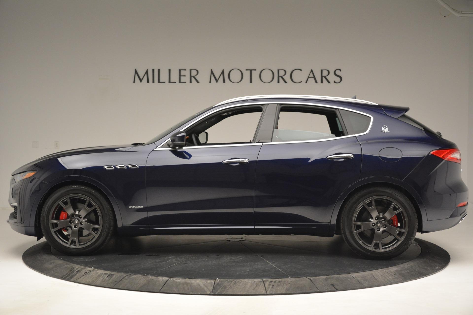 New 2019 Maserati Levante Q4 GranLusso For Sale In Greenwich, CT 2933_p4