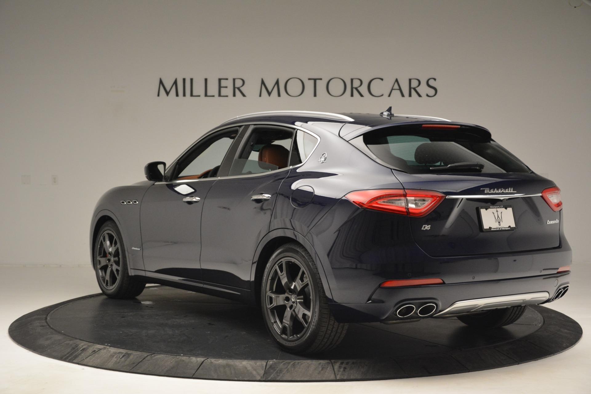 New 2019 Maserati Levante Q4 GranLusso For Sale In Greenwich, CT 2933_p6