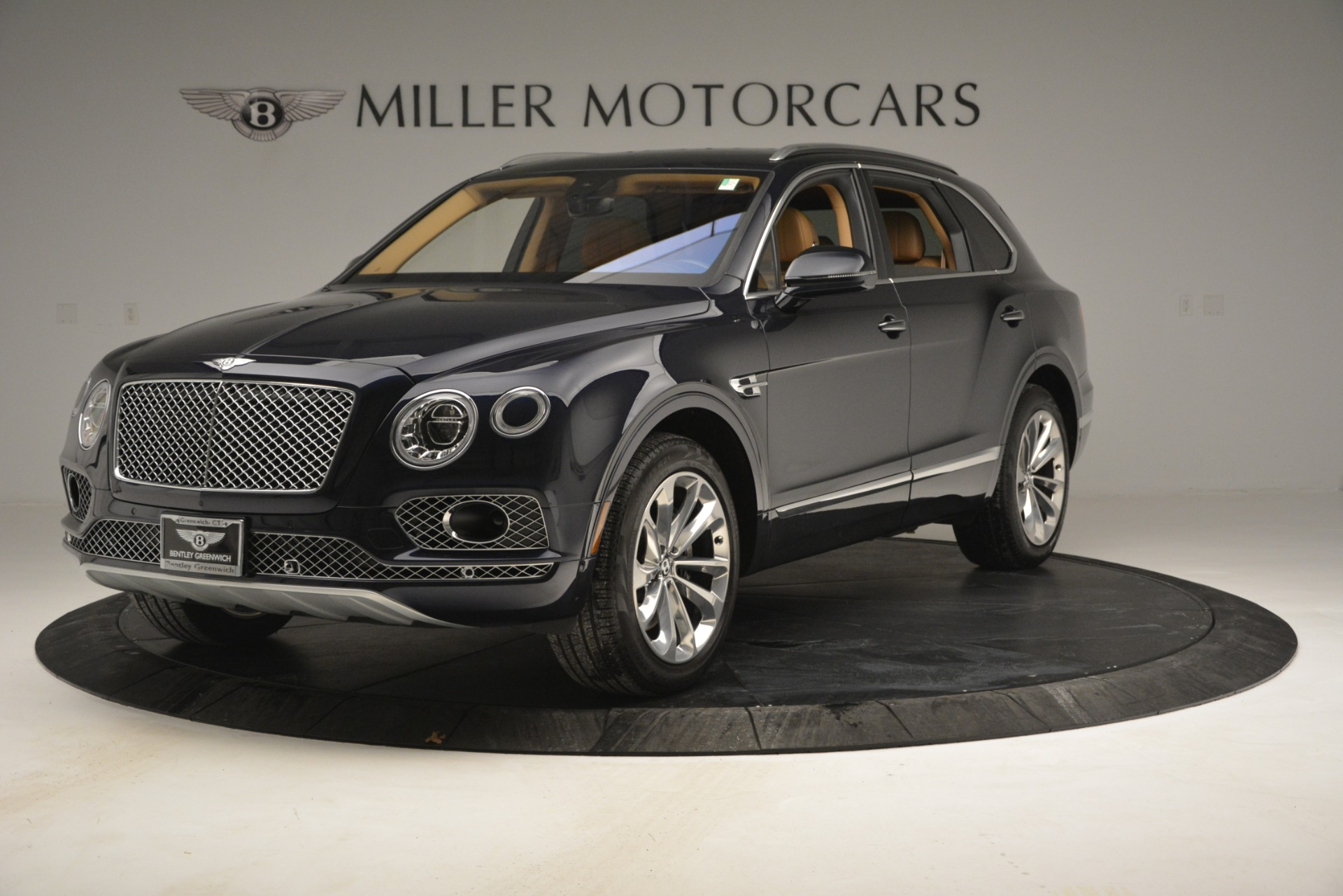 Used 2017 Bentley Bentayga W12 For Sale In Greenwich, CT 2934_main