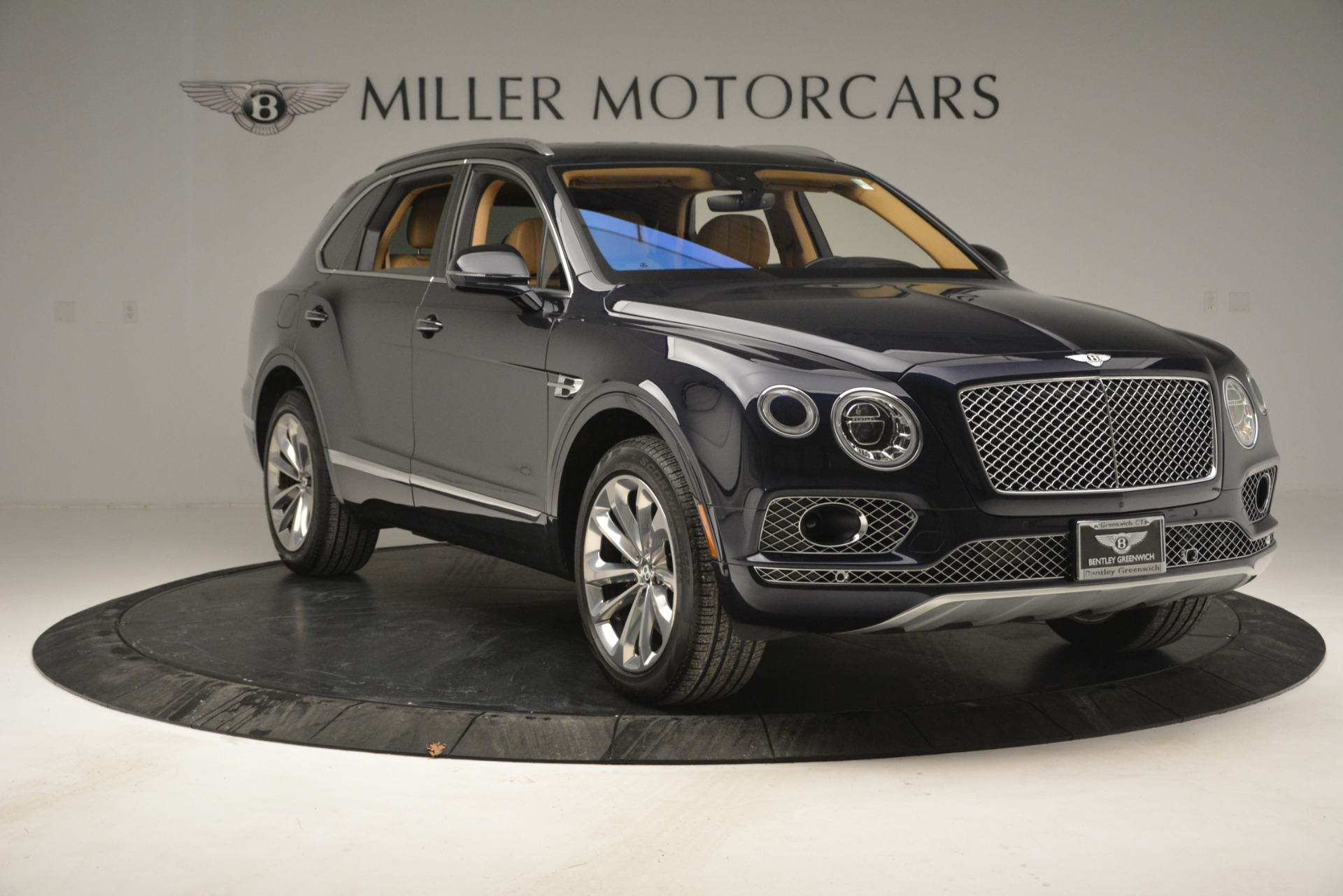 Used 2017 Bentley Bentayga W12 For Sale In Greenwich, CT 2934_p11