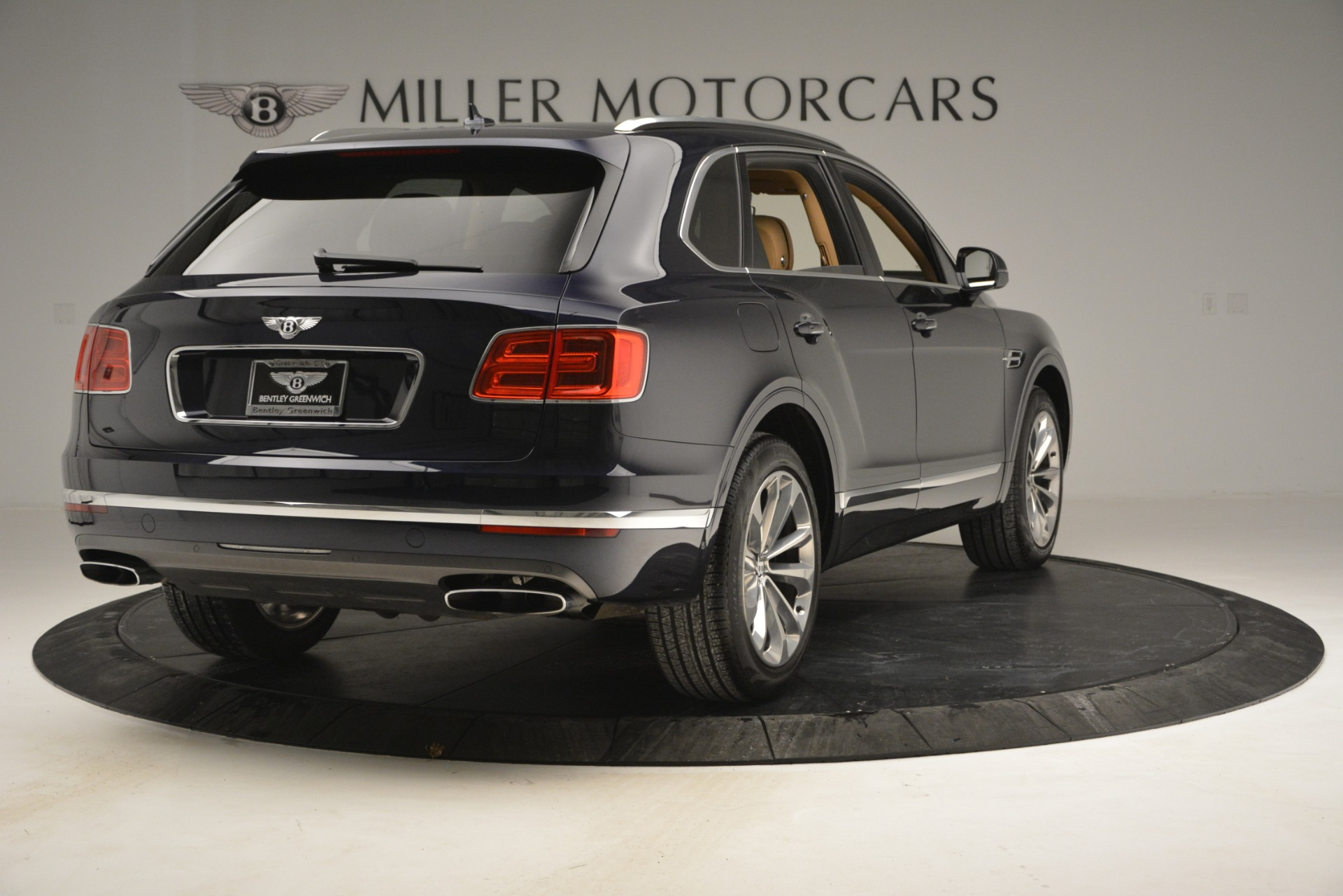 Used 2017 Bentley Bentayga W12 For Sale In Greenwich, CT 2934_p7