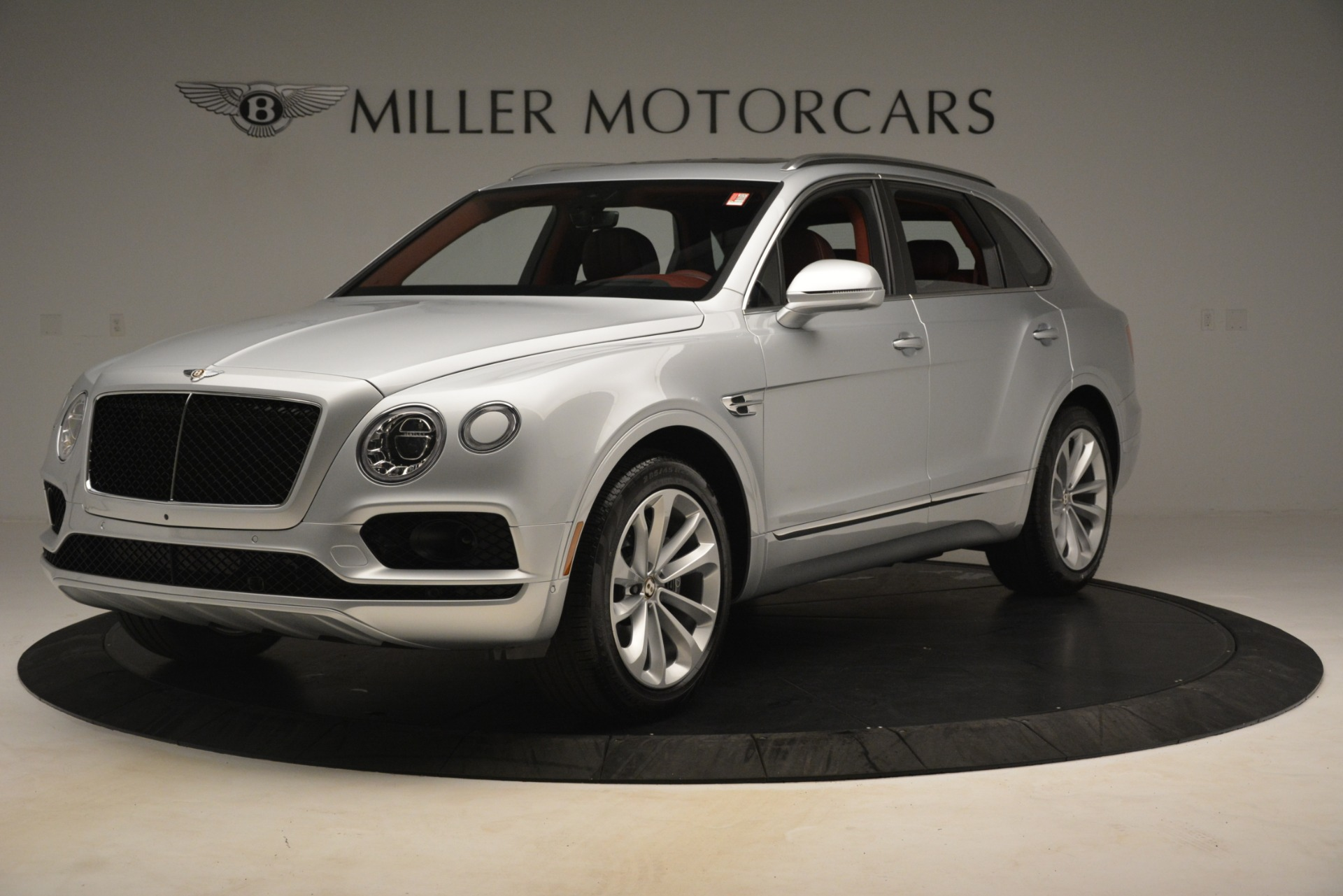 New 2019 Bentley Bentayga V8 For Sale In Greenwich, CT 2935_main