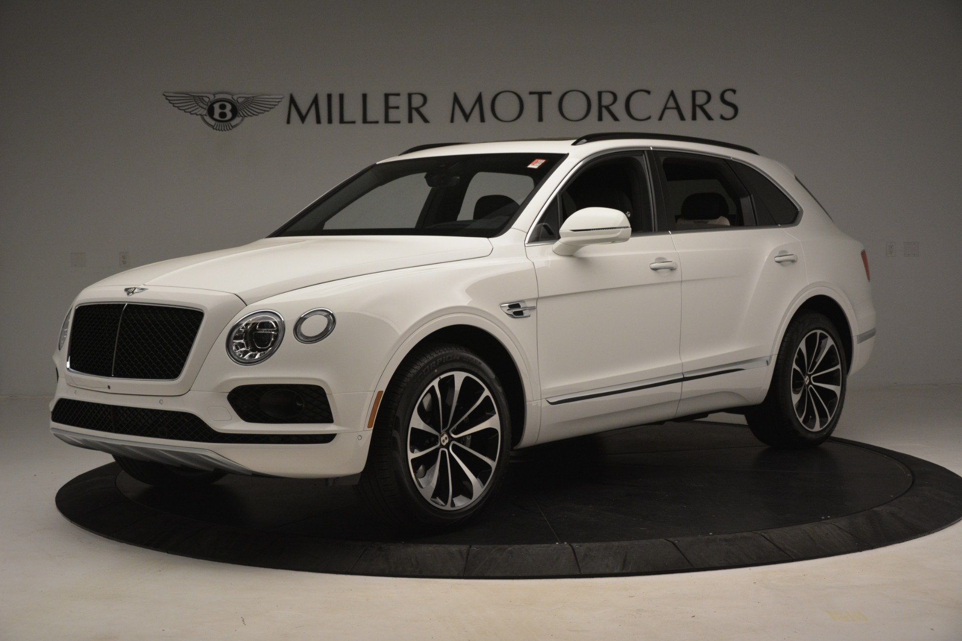 New 2019 Bentley Bentayga V8 For Sale In Greenwich, CT 2937_p2