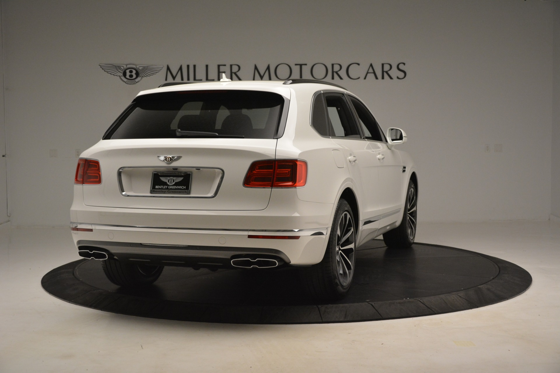 New 2019 Bentley Bentayga V8 For Sale In Greenwich, CT 2937_p7