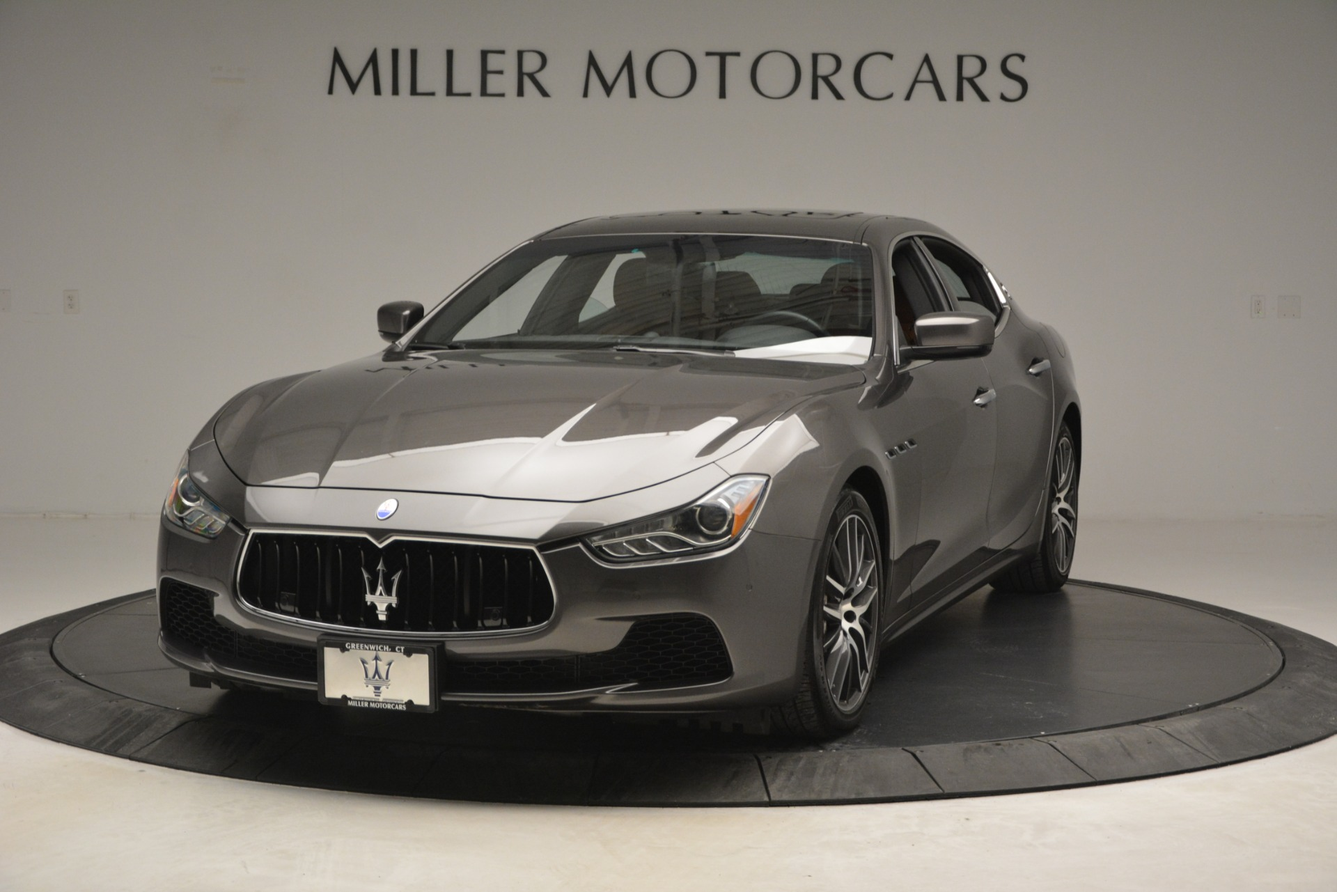 Used 2015 Maserati Ghibli S Q4 For Sale In Greenwich, CT 2941_main