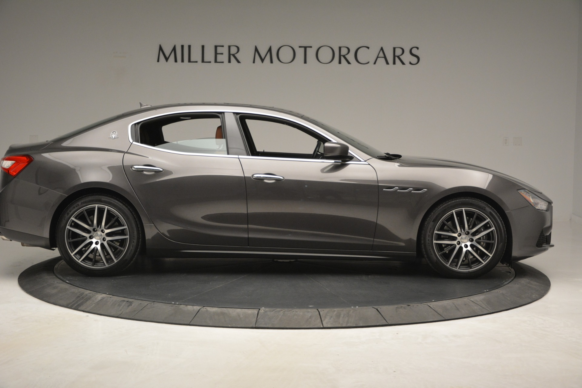 Used 2015 Maserati Ghibli S Q4 For Sale In Greenwich, CT 2941_p10