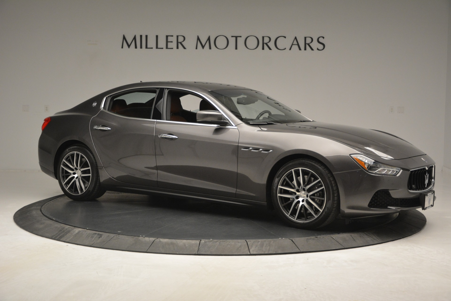 Used 2015 Maserati Ghibli S Q4 For Sale In Greenwich, CT 2941_p11