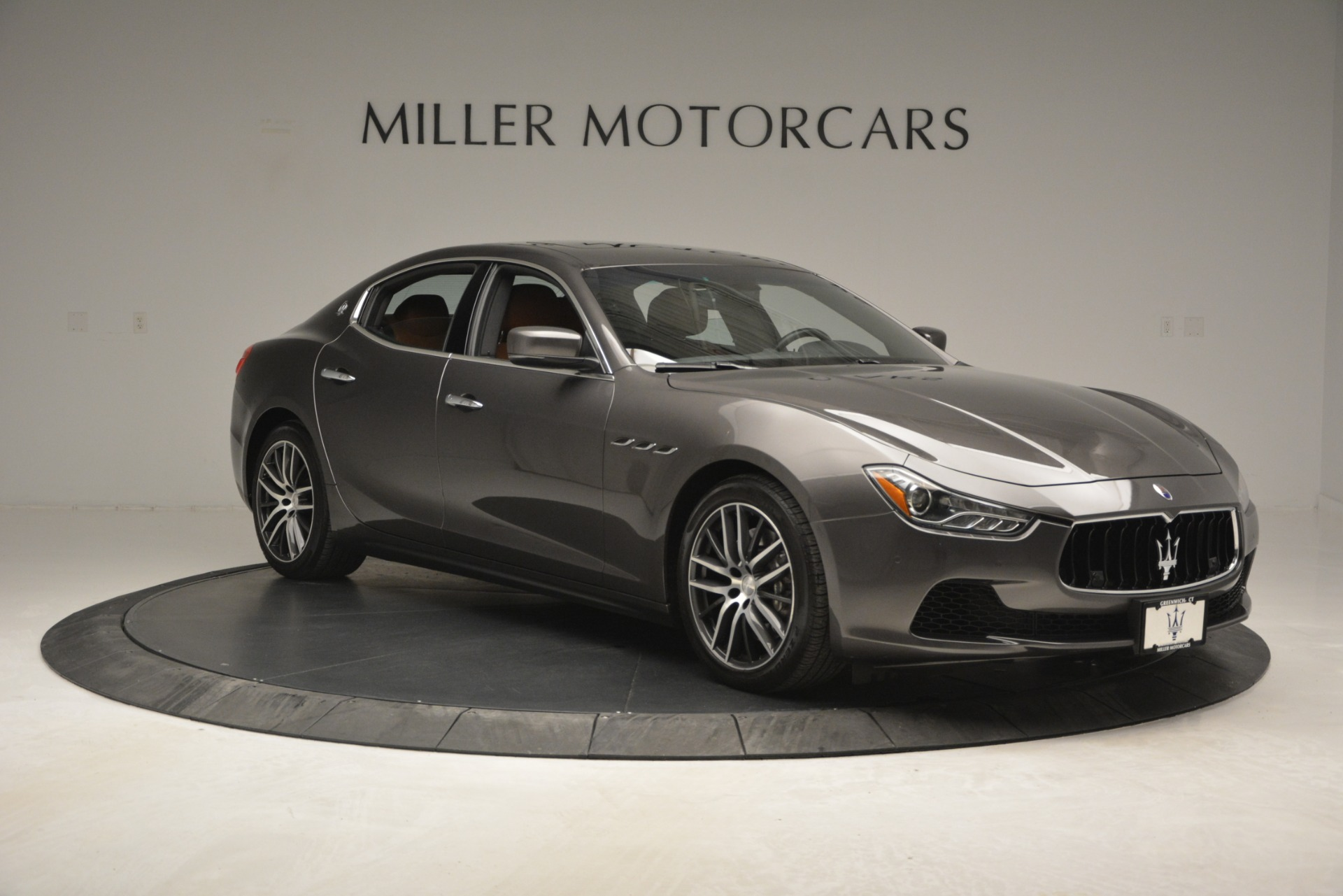 Used 2015 Maserati Ghibli S Q4 For Sale In Greenwich, CT 2941_p12