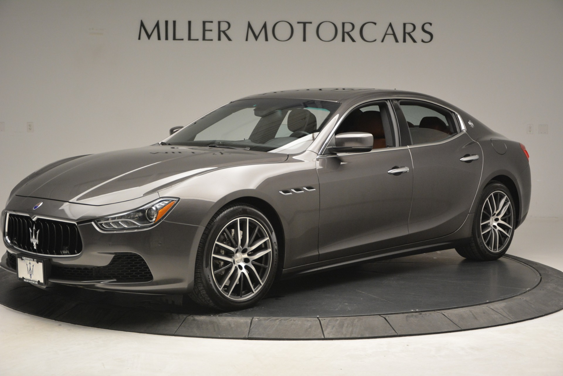 Used 2015 Maserati Ghibli S Q4 For Sale In Greenwich, CT 2941_p2