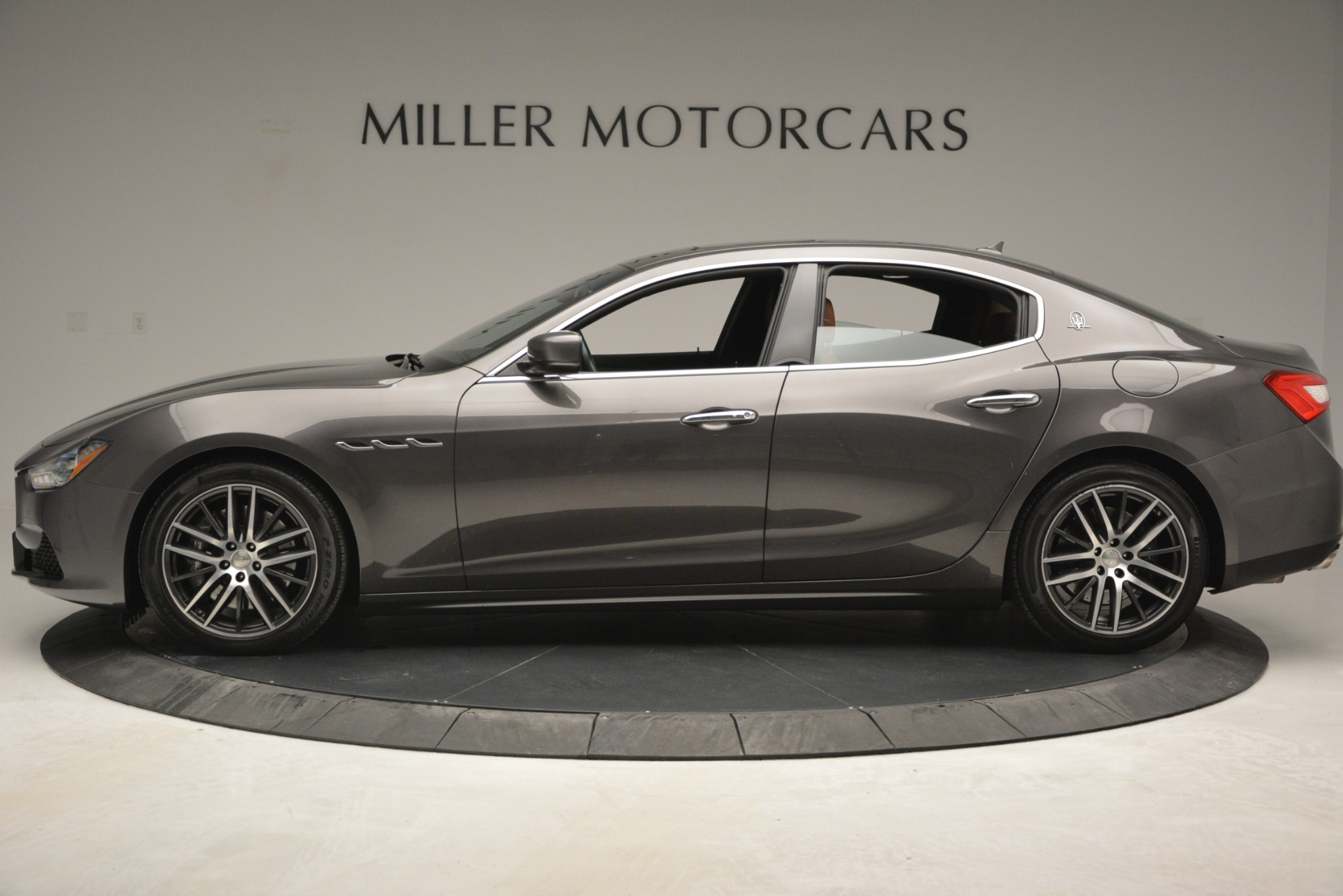 Used 2015 Maserati Ghibli S Q4 For Sale In Greenwich, CT 2941_p3