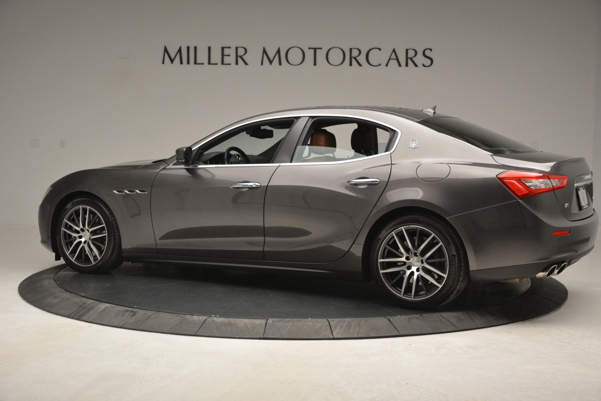 Used 2015 Maserati Ghibli S Q4 For Sale In Greenwich, CT 2941_p4