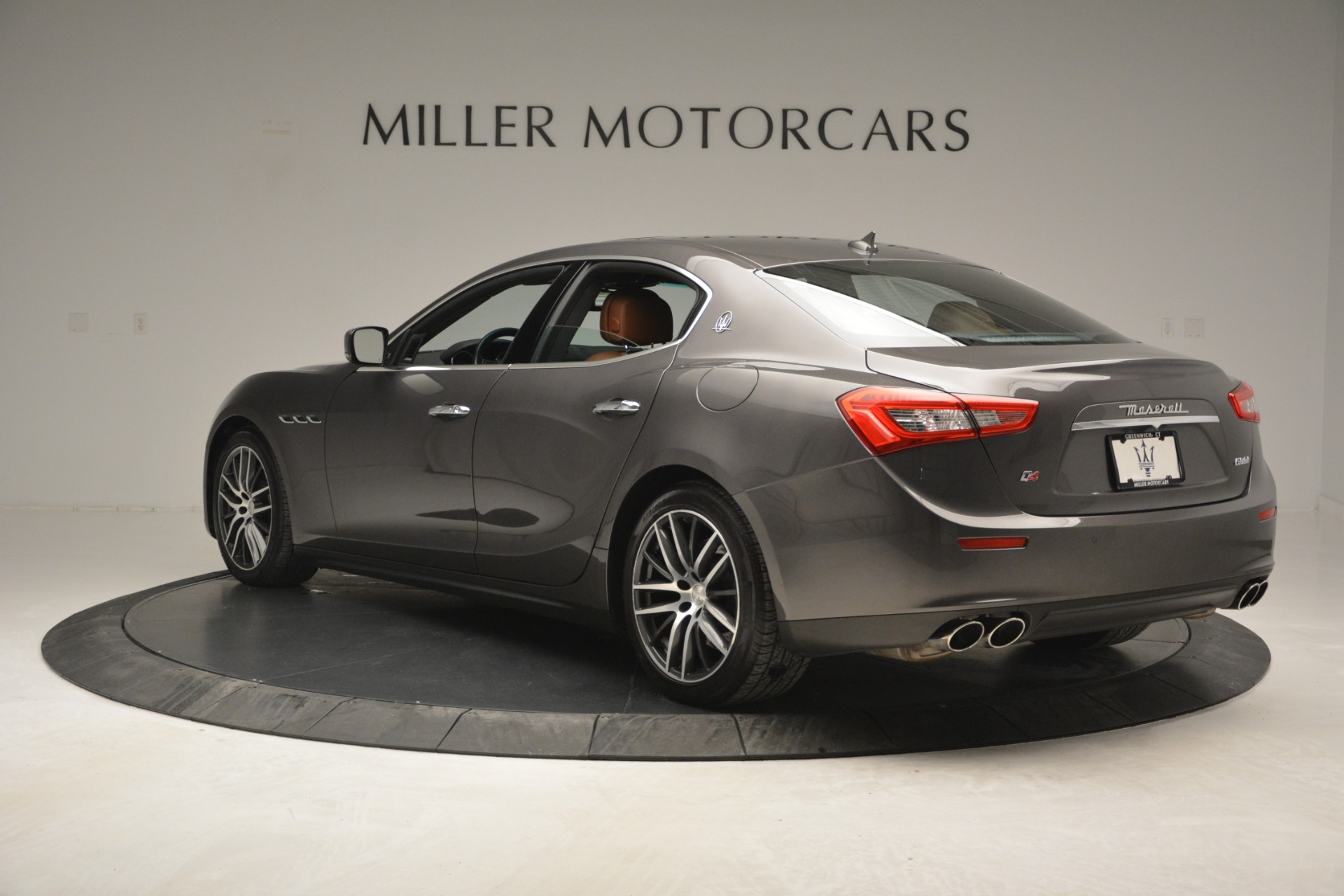 Used 2015 Maserati Ghibli S Q4 For Sale In Greenwich, CT 2941_p5